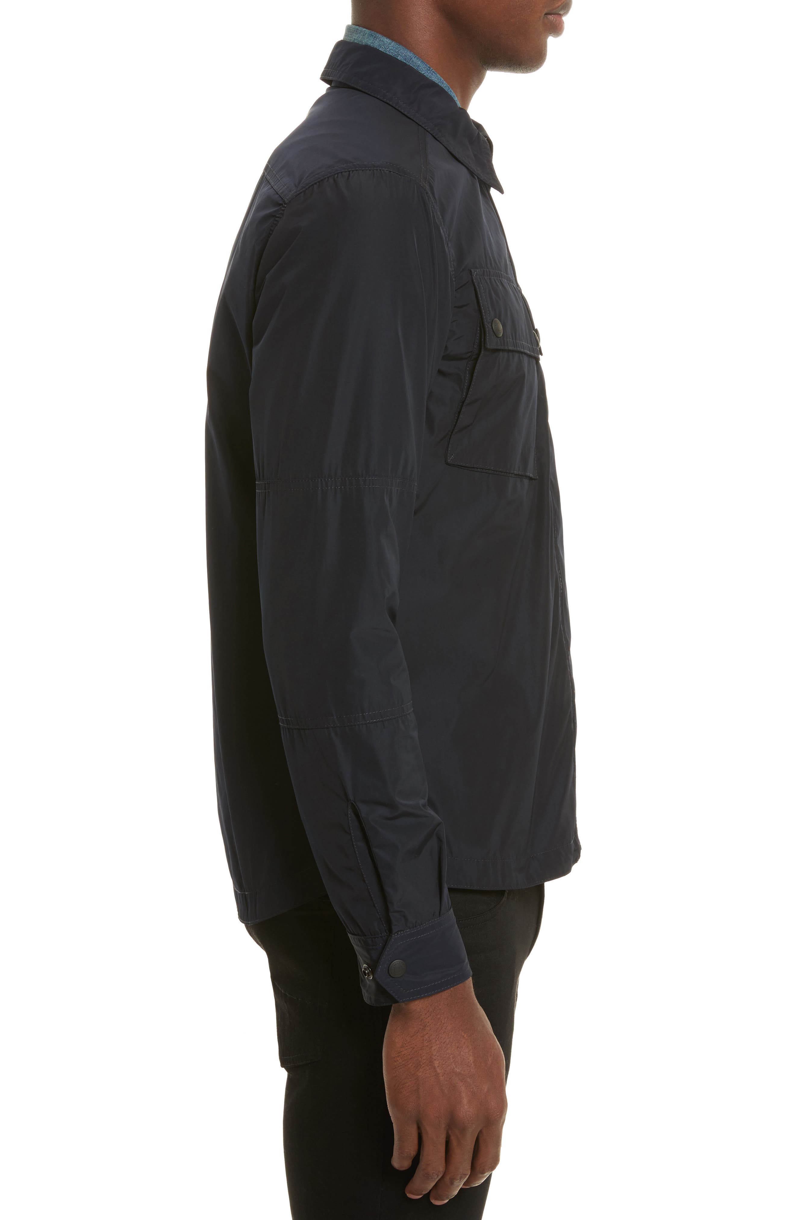 Talbrook Shirt Jacket,                             Alternate thumbnail 3, color,                             402