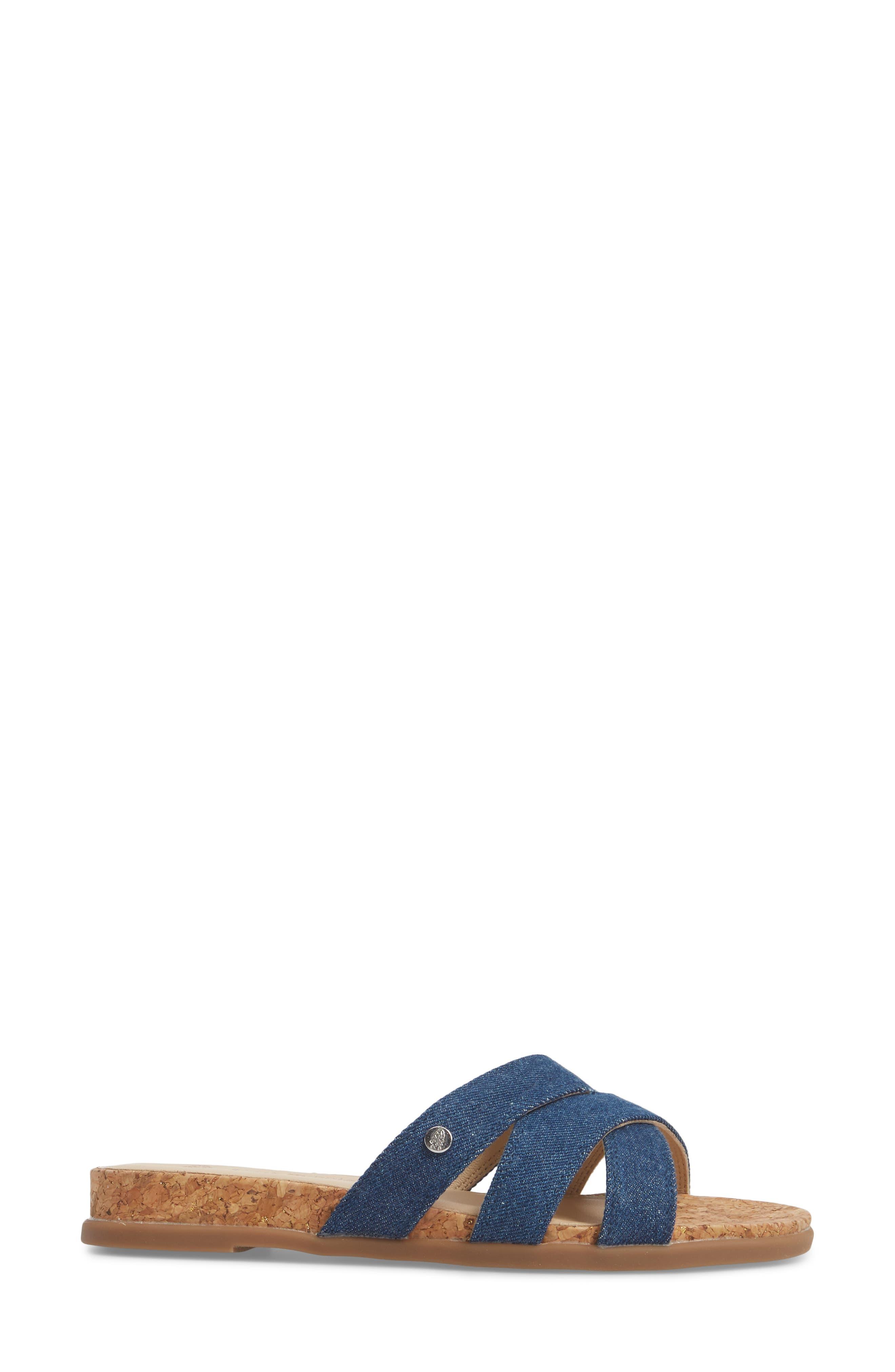 Dalmatian Slide Sandal,                             Alternate thumbnail 9, color,