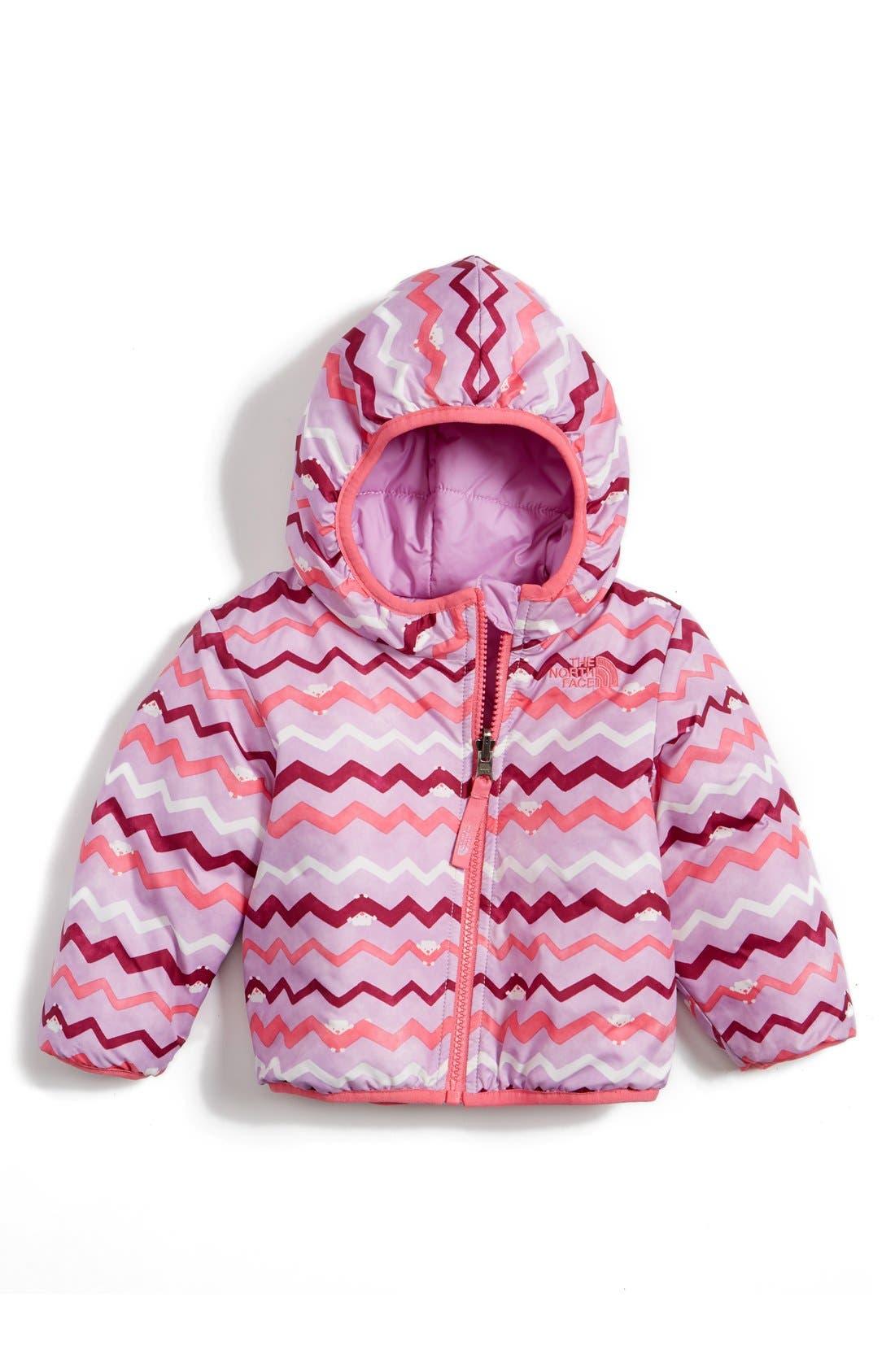 'Perrito' Reversible Water Repellent Hooded Jacket,                             Main thumbnail 3, color,