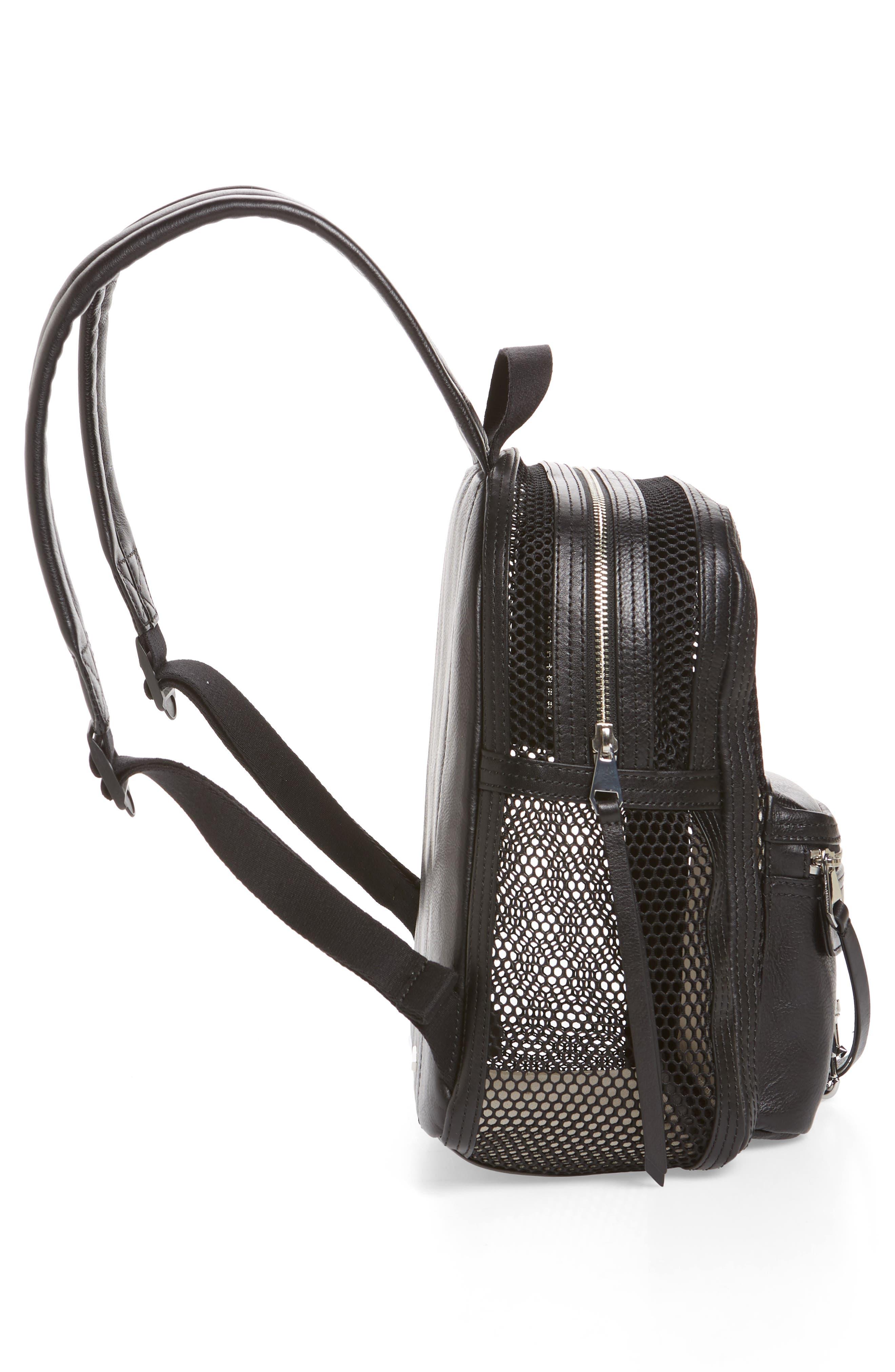 Small MAB Mesh Backpack,                             Alternate thumbnail 10, color,