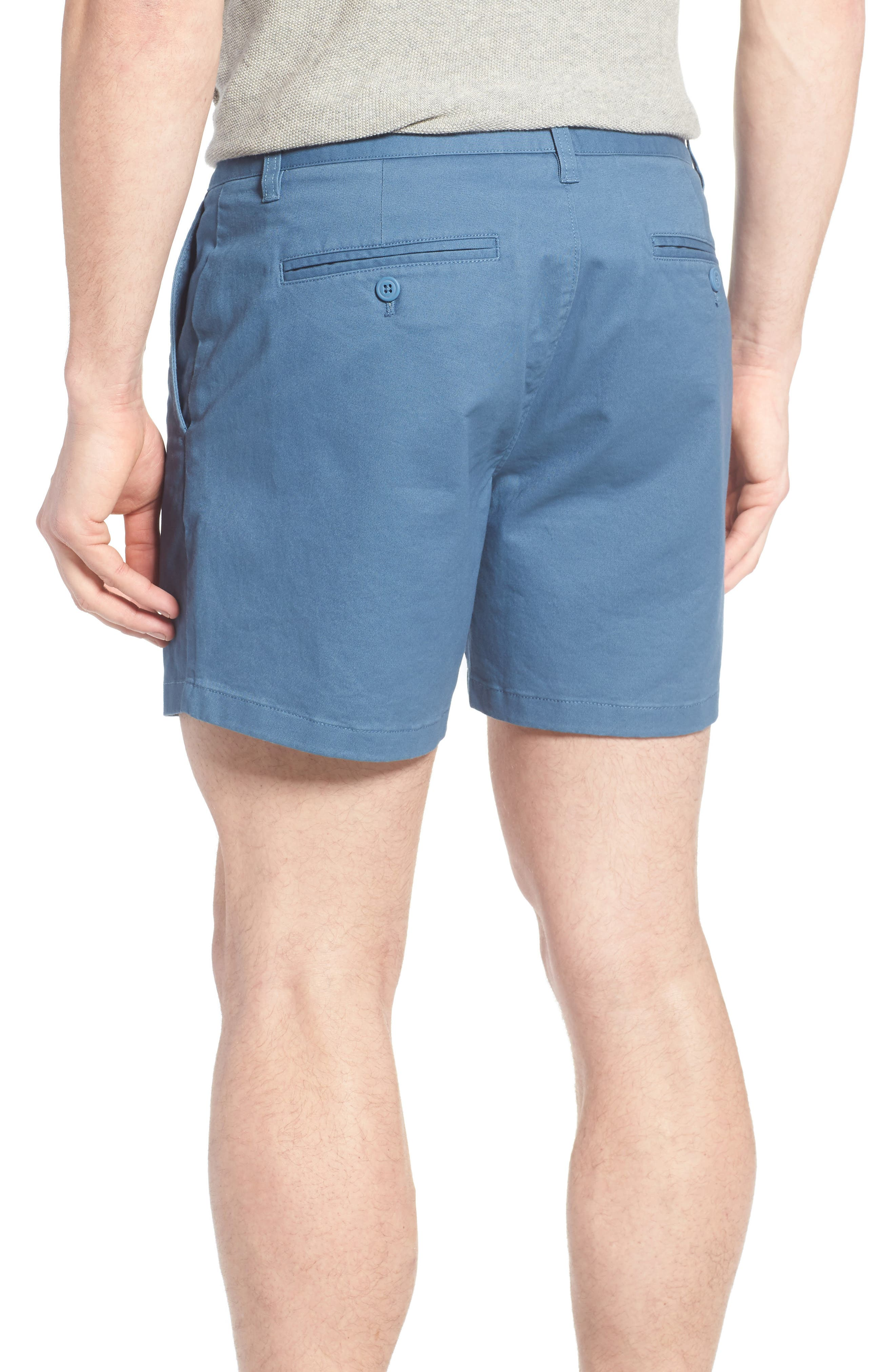 Stretch Washed Chino 5-Inch Shorts,                             Alternate thumbnail 55, color,