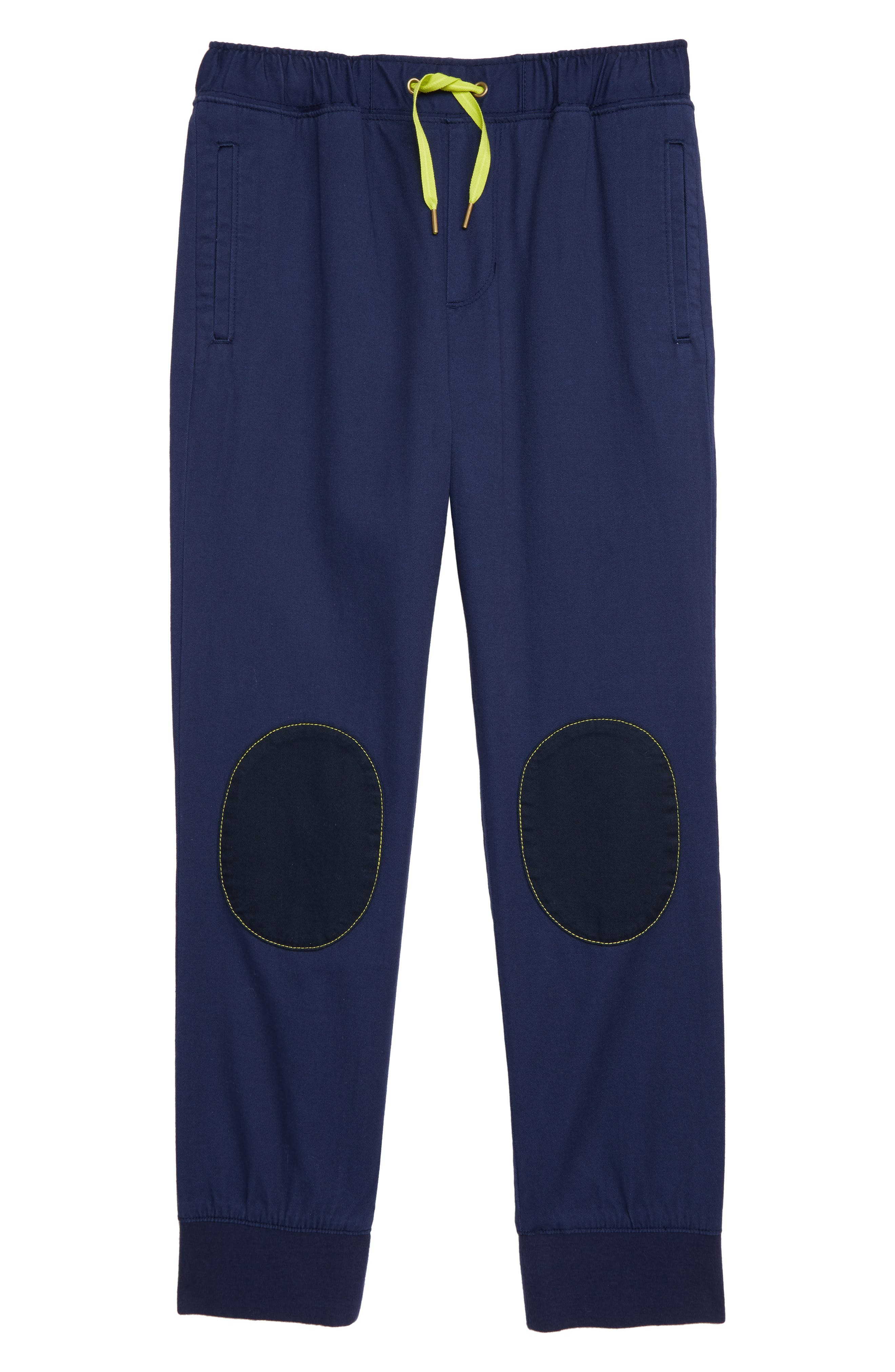 Twill Joggers, Main, color, VIVID INK