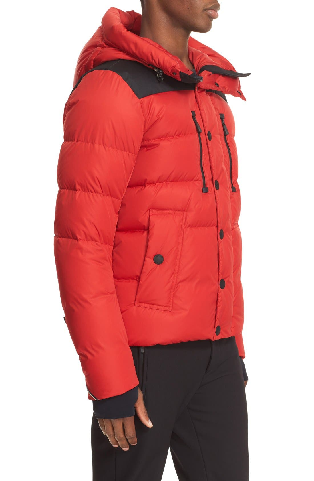 'Rodenberg' Water Resistant Down Jacket,                             Alternate thumbnail 3, color,                             611