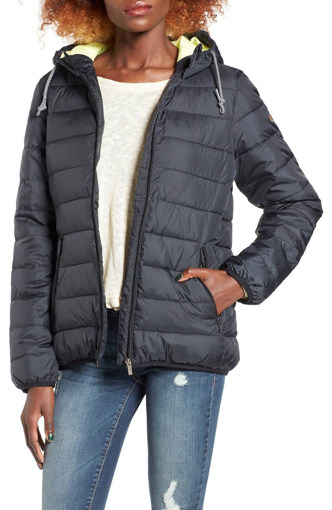 Forever Freely Puffer Jacket,                             Main thumbnail 2, color,