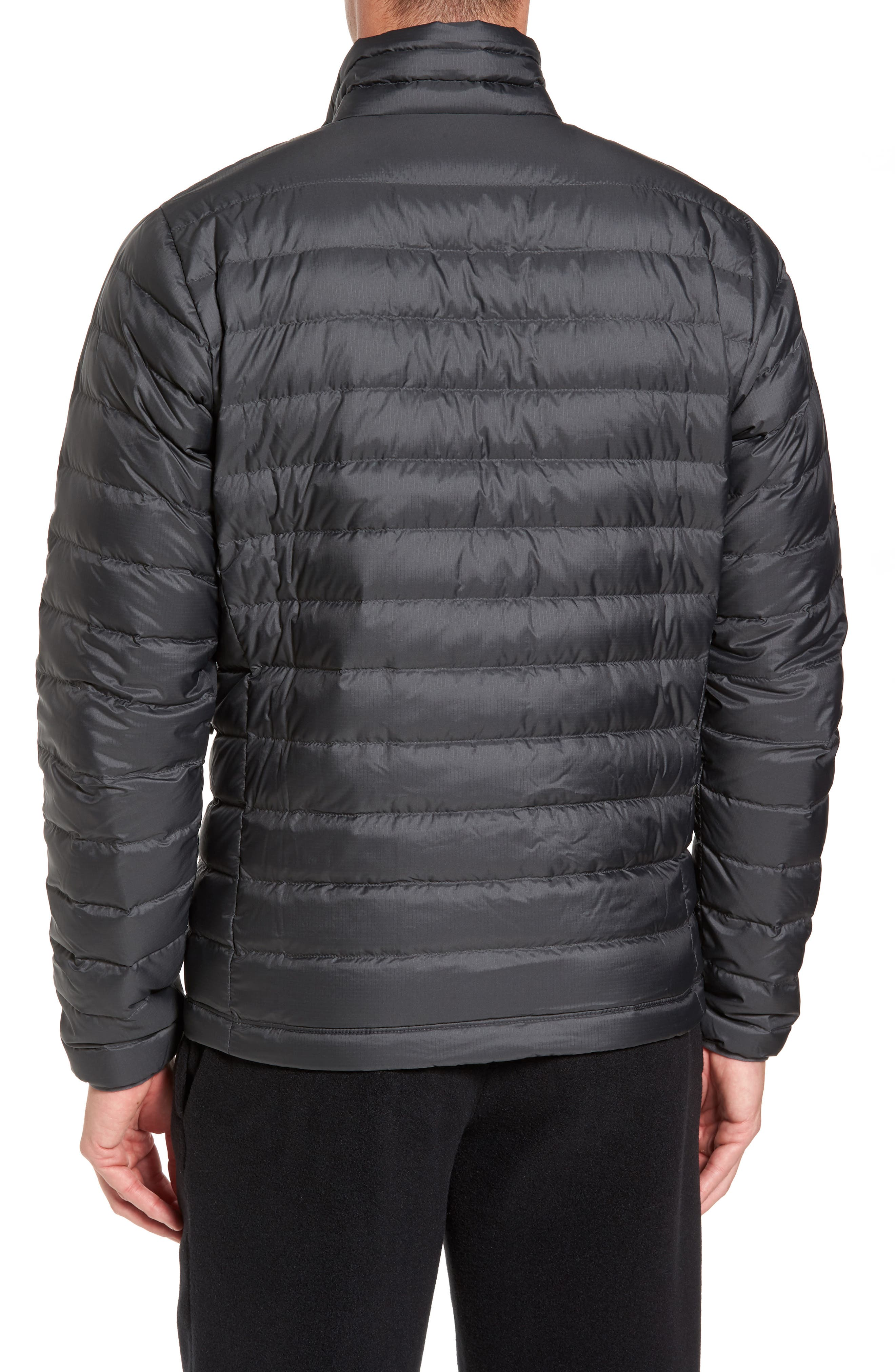 Water Repellent Down Jacket,                             Alternate thumbnail 22, color,