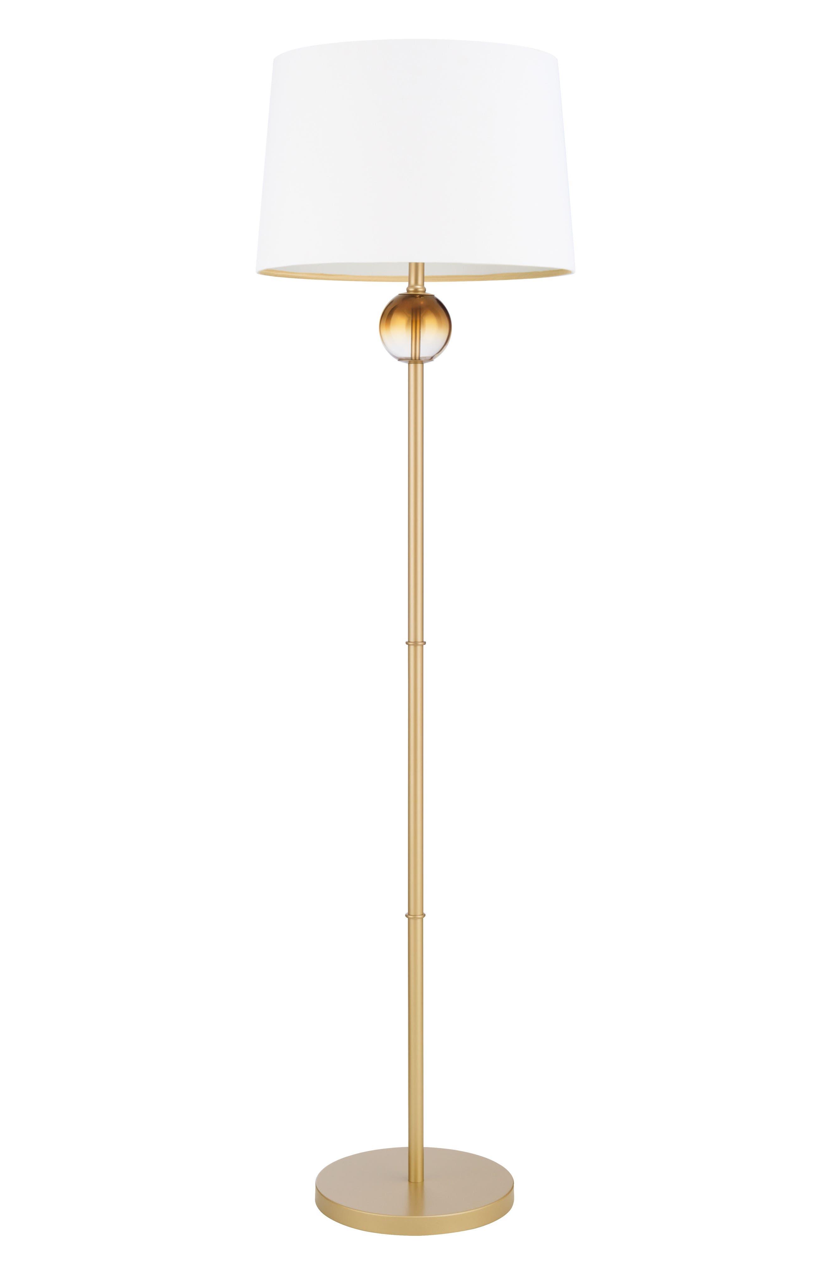 Ombré Ball Floor Lamp,                             Main thumbnail 1, color,