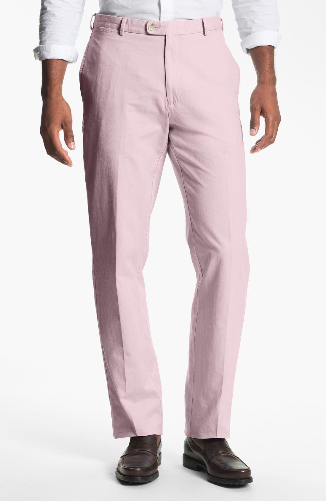 Garment Washed Twill Pants,                             Main thumbnail 15, color,