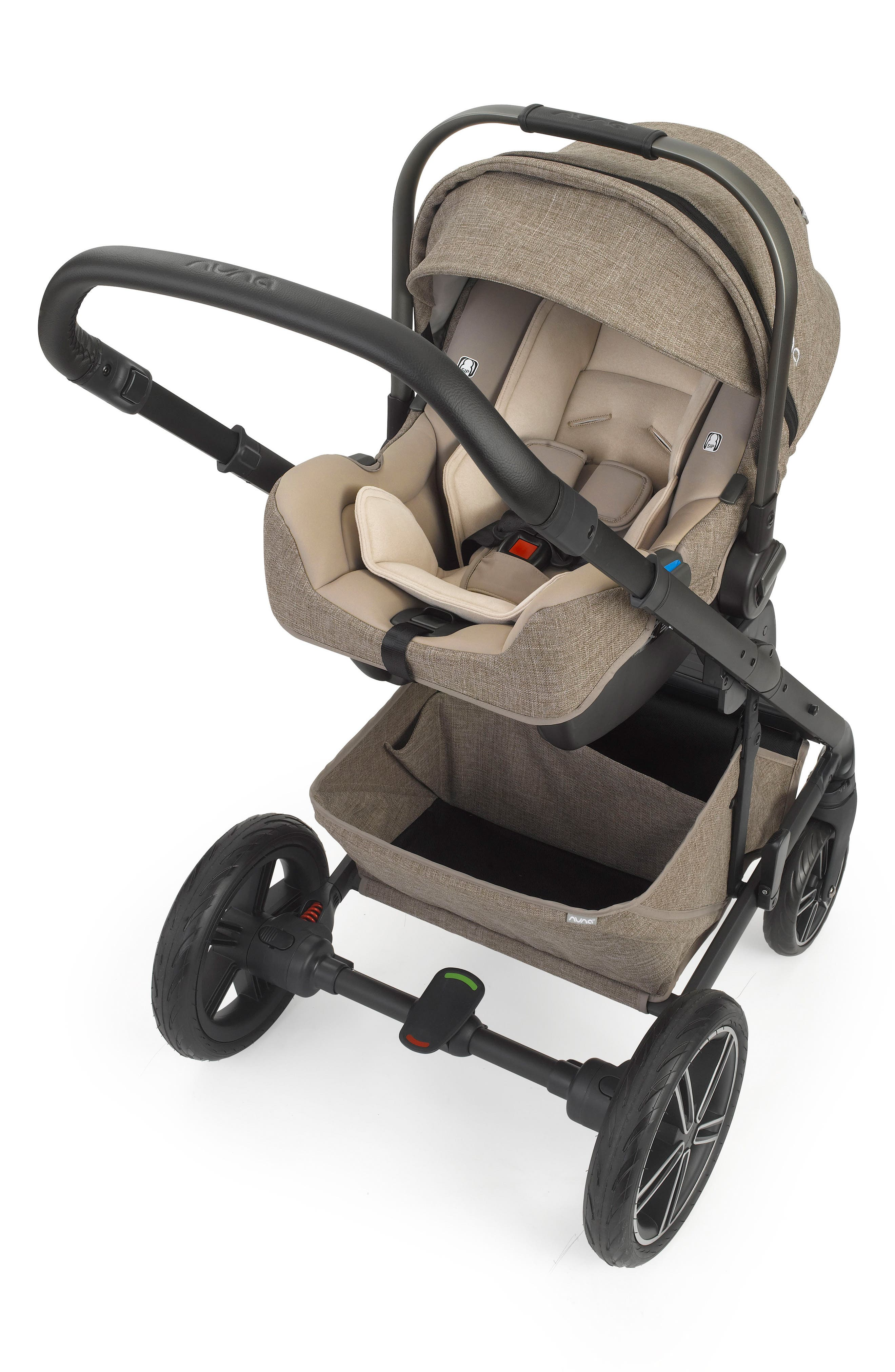 MIXX<sup>™</sup> 2 Stroller System & PIPA<sup>™</sup> Car Seat Set,                             Alternate thumbnail 5, color,