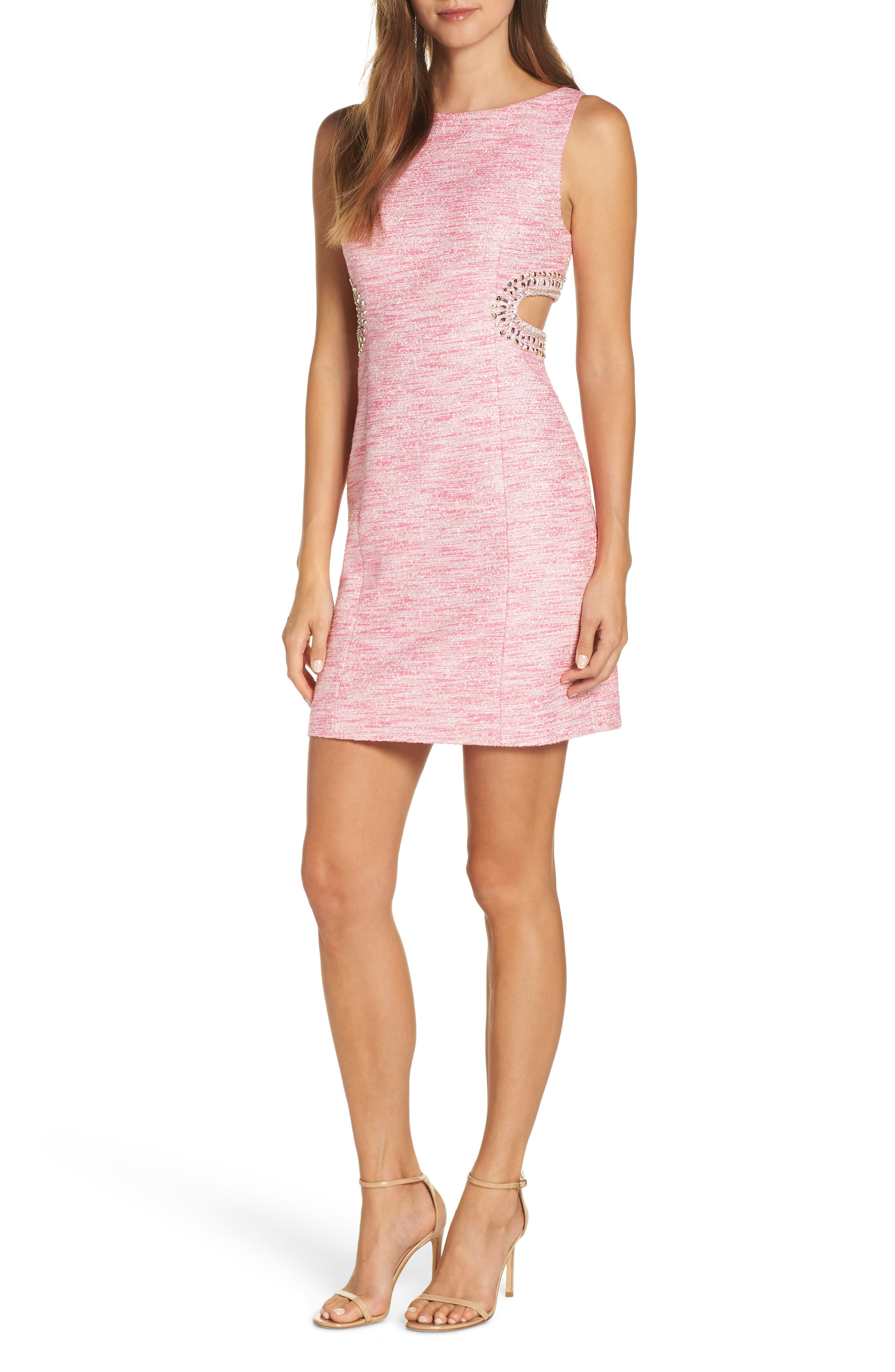 Lilly Pulitzer Catie Sheath Dress, Pink