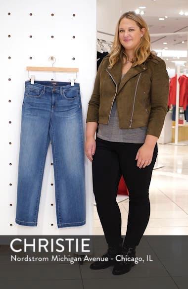 Wide Leg Clean Hem Jeans, sales video thumbnail