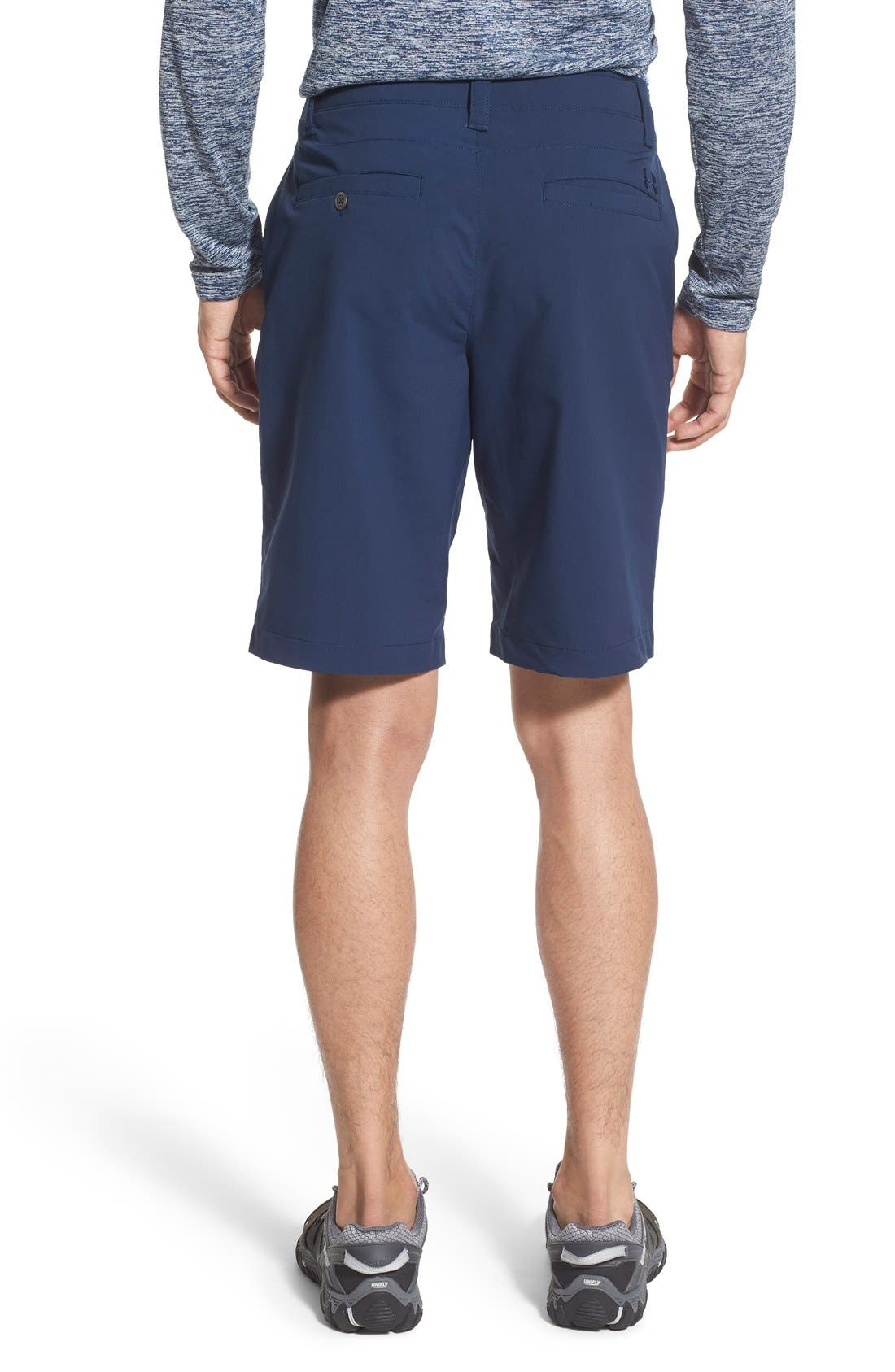 'Matchplay' Moisture Wicking Golf Shorts,                             Alternate thumbnail 8, color,