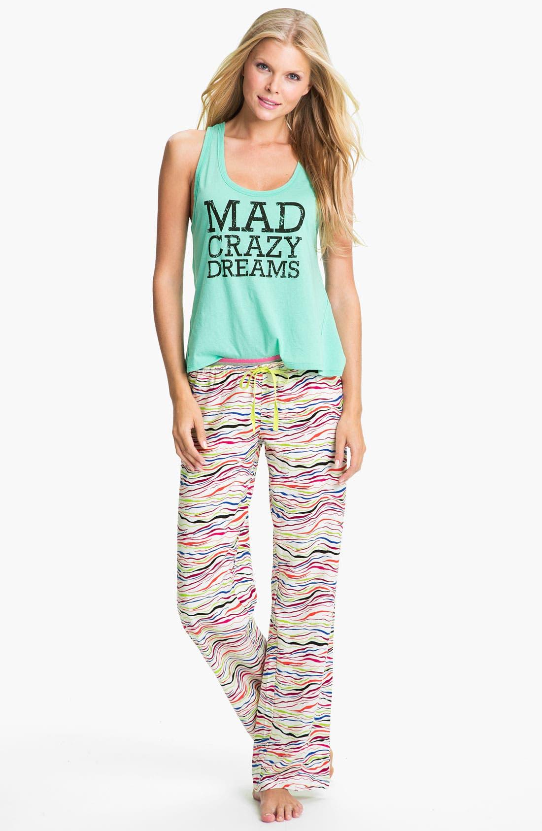 'Mad Crazy Dreams' Tank,                             Alternate thumbnail 23, color,