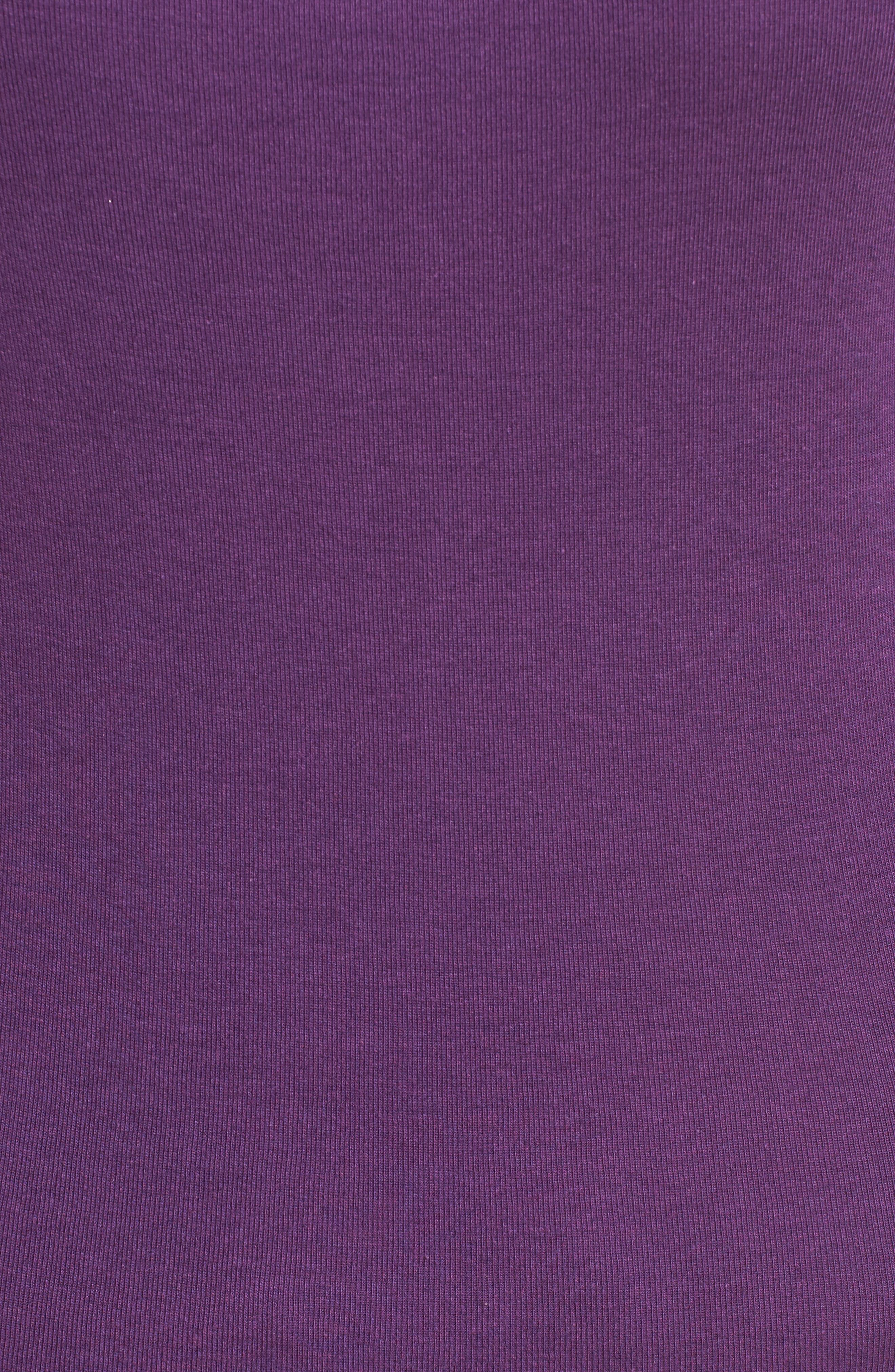 Three Quarter Sleeve Tee,                             Alternate thumbnail 104, color,