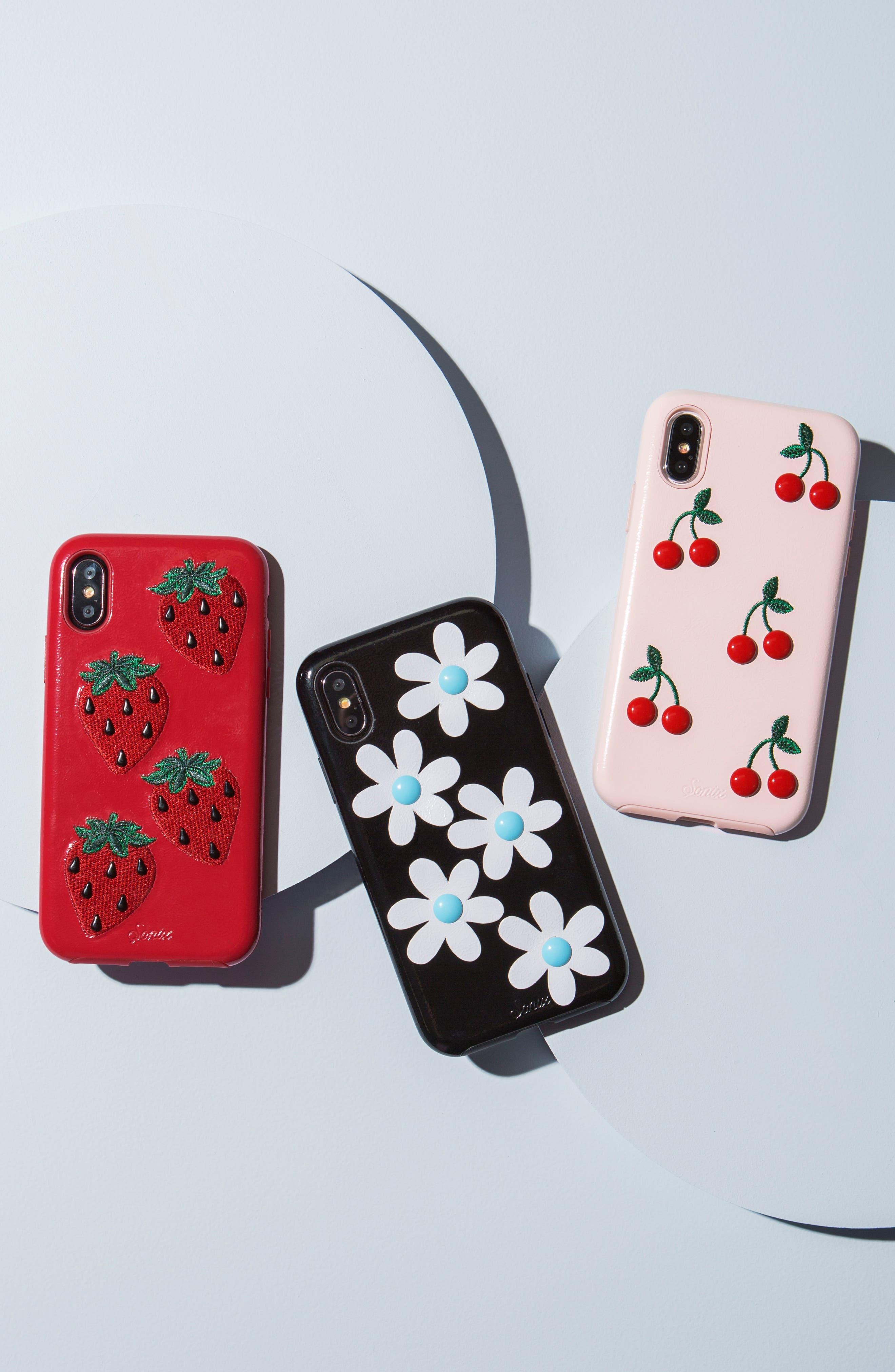 Cherry iPhone 7/8 Plus Case,                             Alternate thumbnail 4, color,                             650