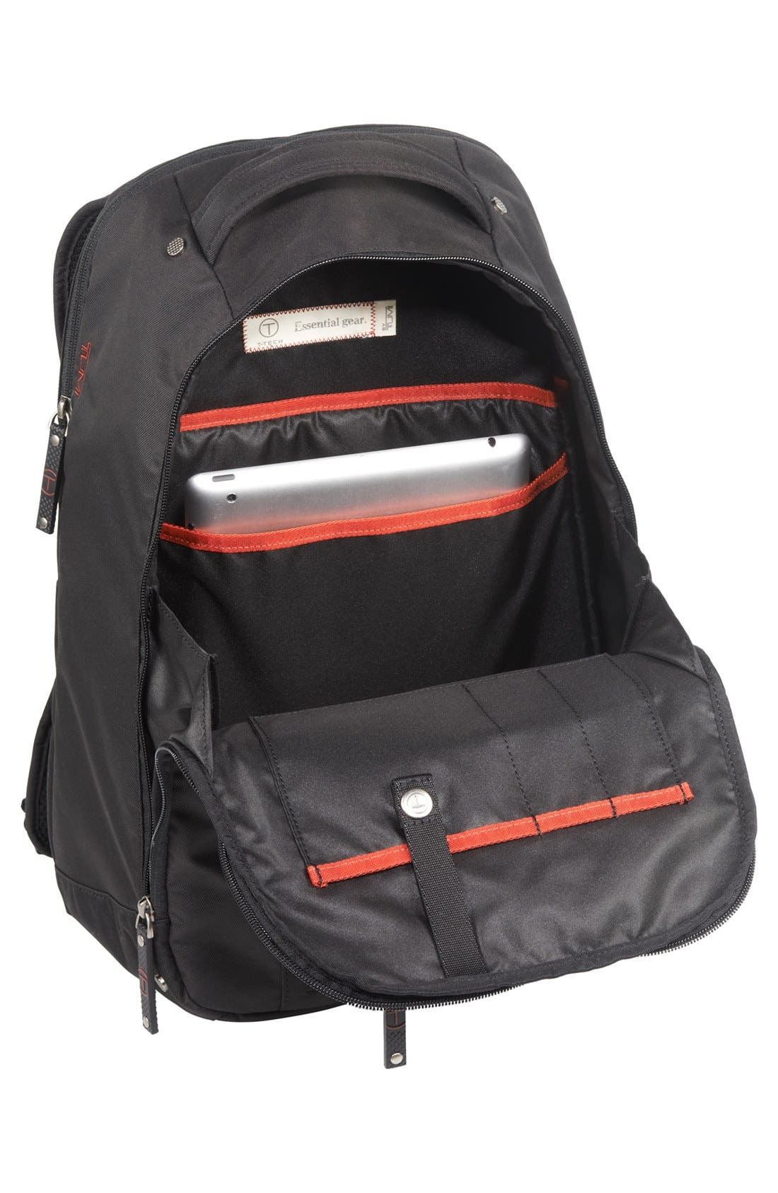 TUMI,                             T-Tech by Tumi 'Icon - Marley' Backpack,                             Alternate thumbnail 6, color,                             002