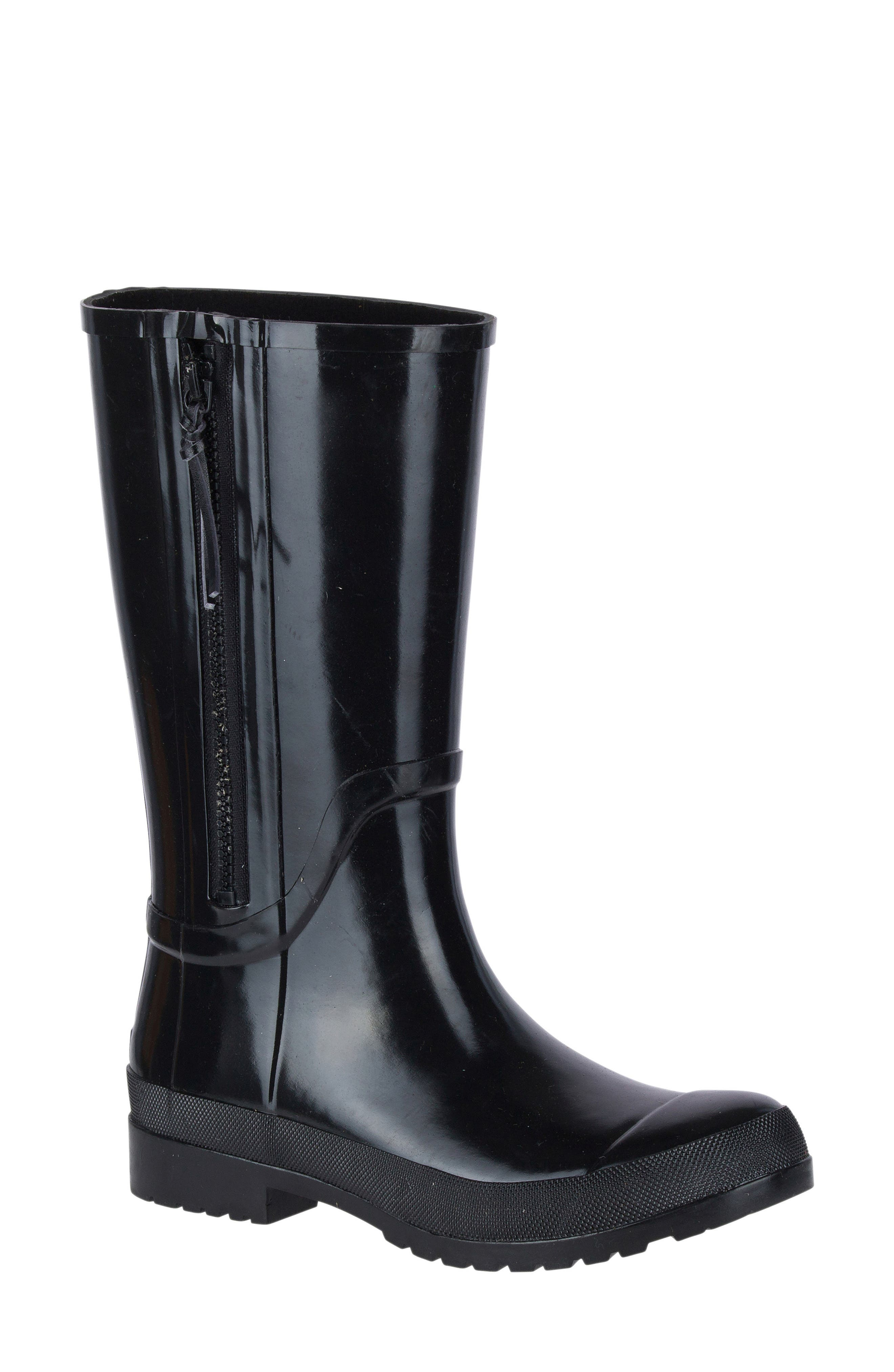 Walker Rain Boot,                             Main thumbnail 1, color,                             001