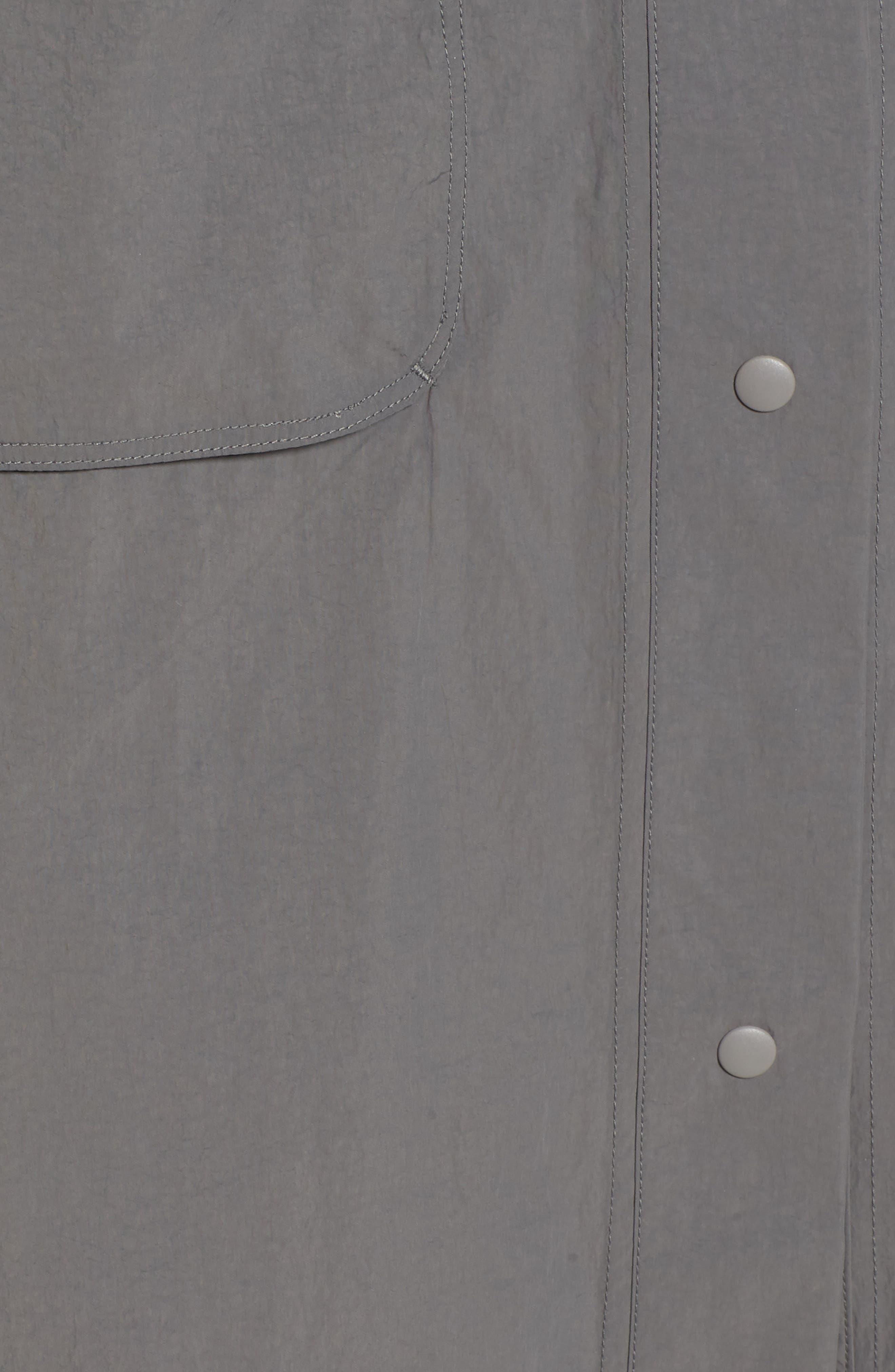 Florence Hooded Jacket,                             Alternate thumbnail 6, color,                             026