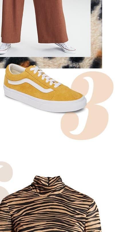 Vans Old Skool Suede Sneaker
