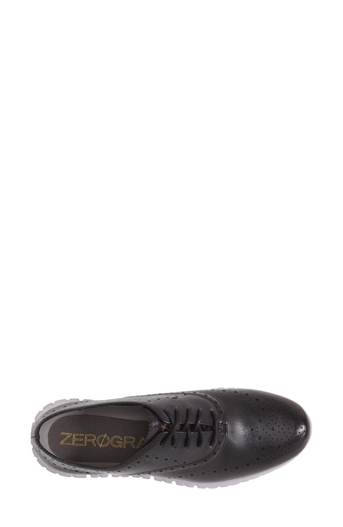'ZeroGrand' Perforated Wingtip,                             Alternate thumbnail 66, color,
