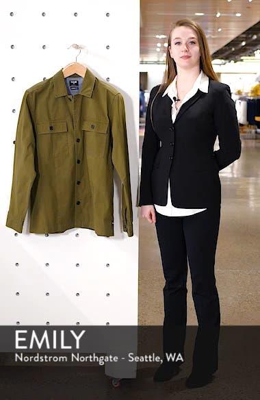 Lt. Dan Military Shirt Jacket, sales video thumbnail