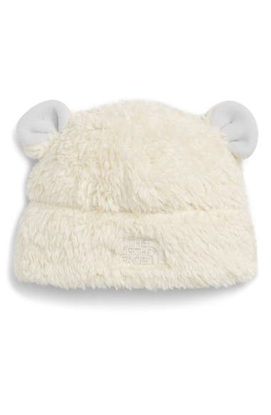 61322664905 The North Face Baby Bear Faux Fur Beanie (Baby)