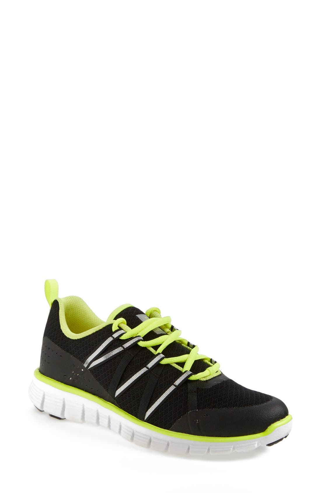 'Dash' Running Shoe, Main, color, 001