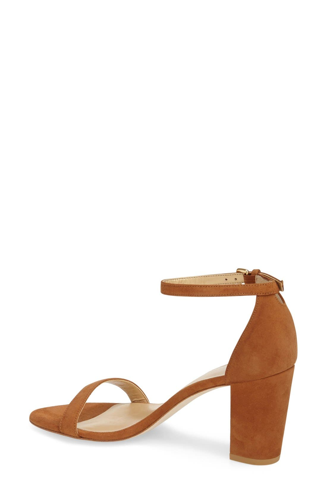 NearlyNude Ankle Strap Sandal,                             Alternate thumbnail 44, color,