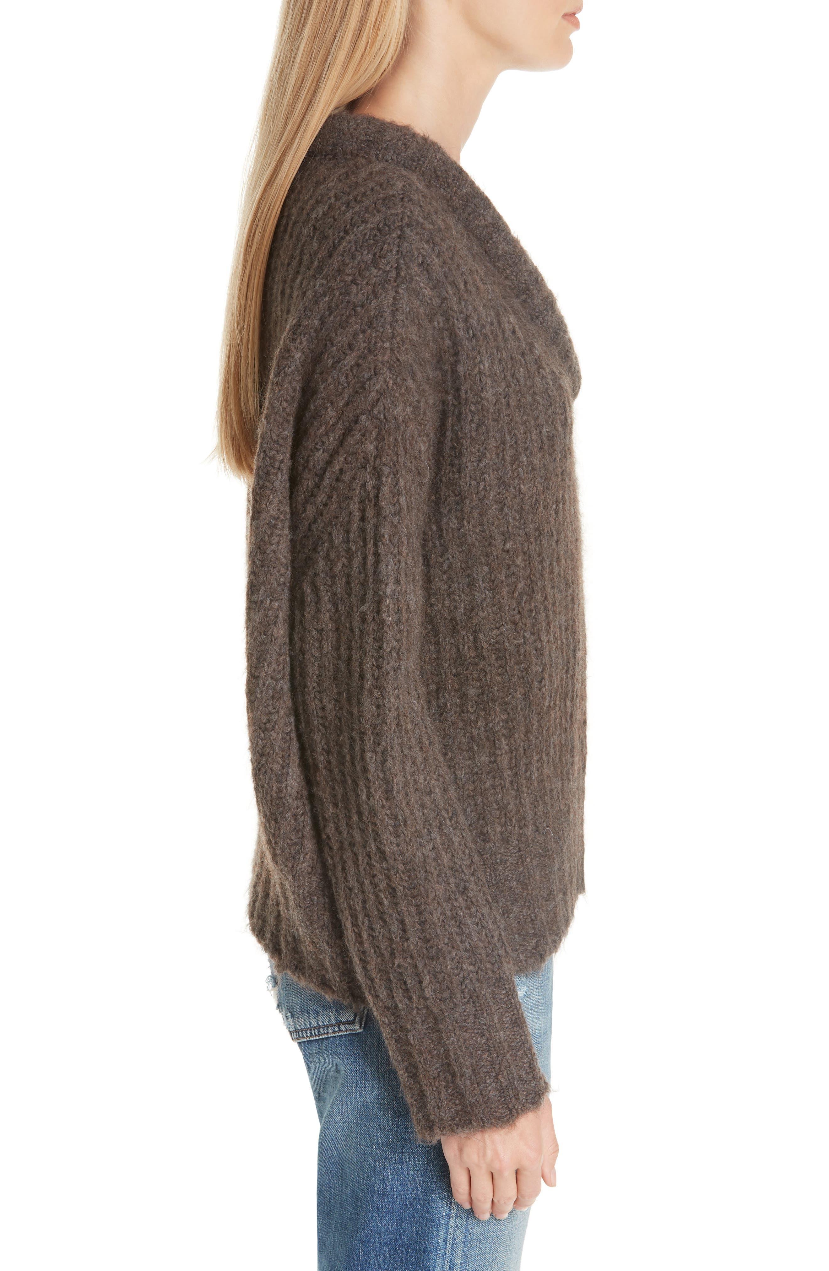 Fabiana Boxy Sweater,                             Alternate thumbnail 3, color,                             230