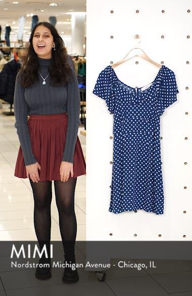 Flutter Sleeve A-Line Dress, sales video thumbnail