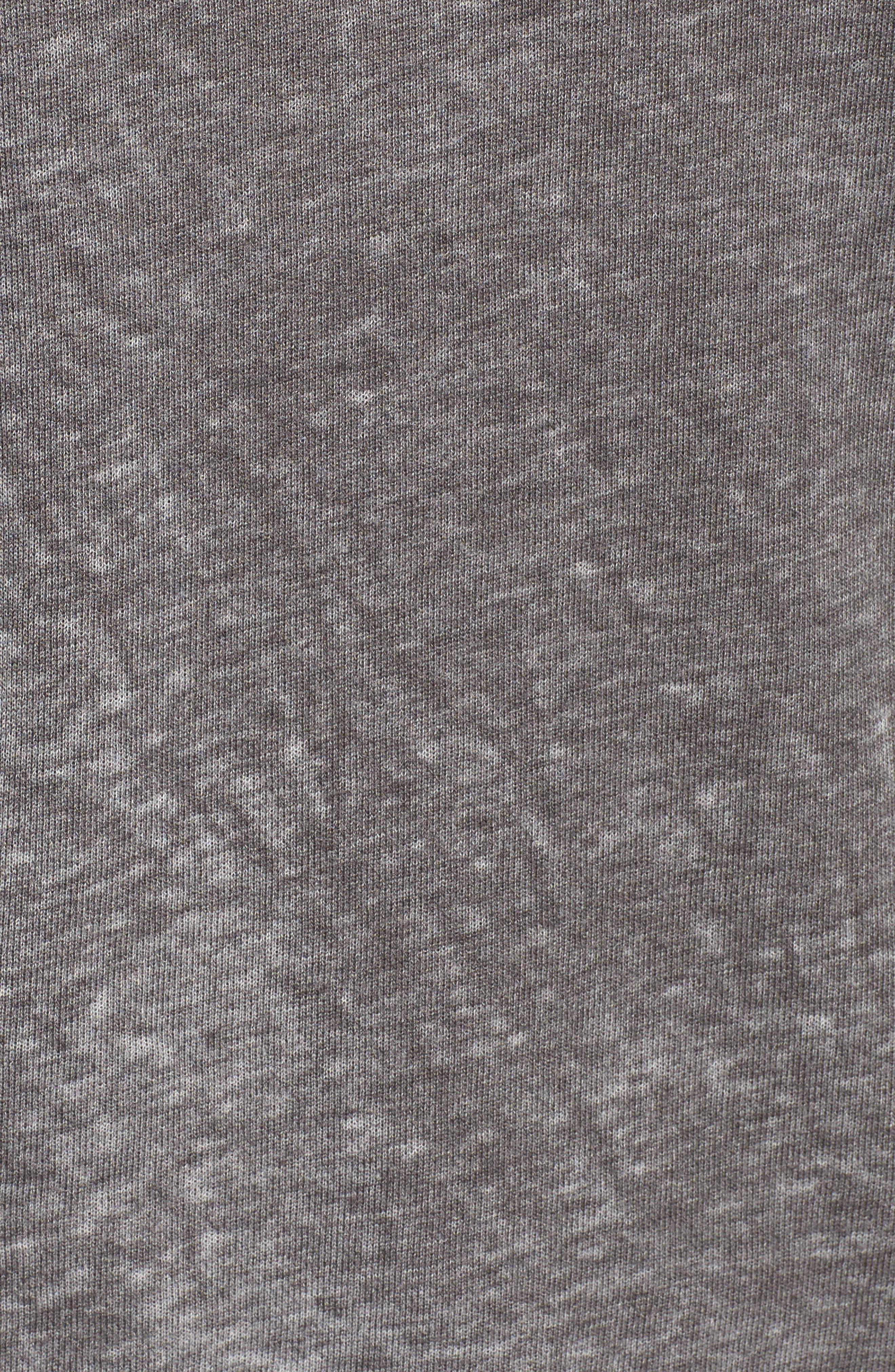 Original Burnout Sweatshirt,                             Alternate thumbnail 5, color,                             005