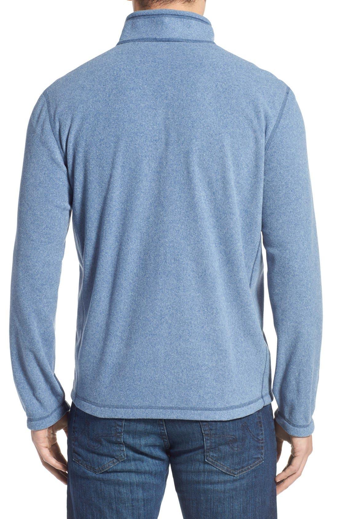 'TKA 100 Glacier' Quarter Zip Fleece Pullover,                             Alternate thumbnail 82, color,