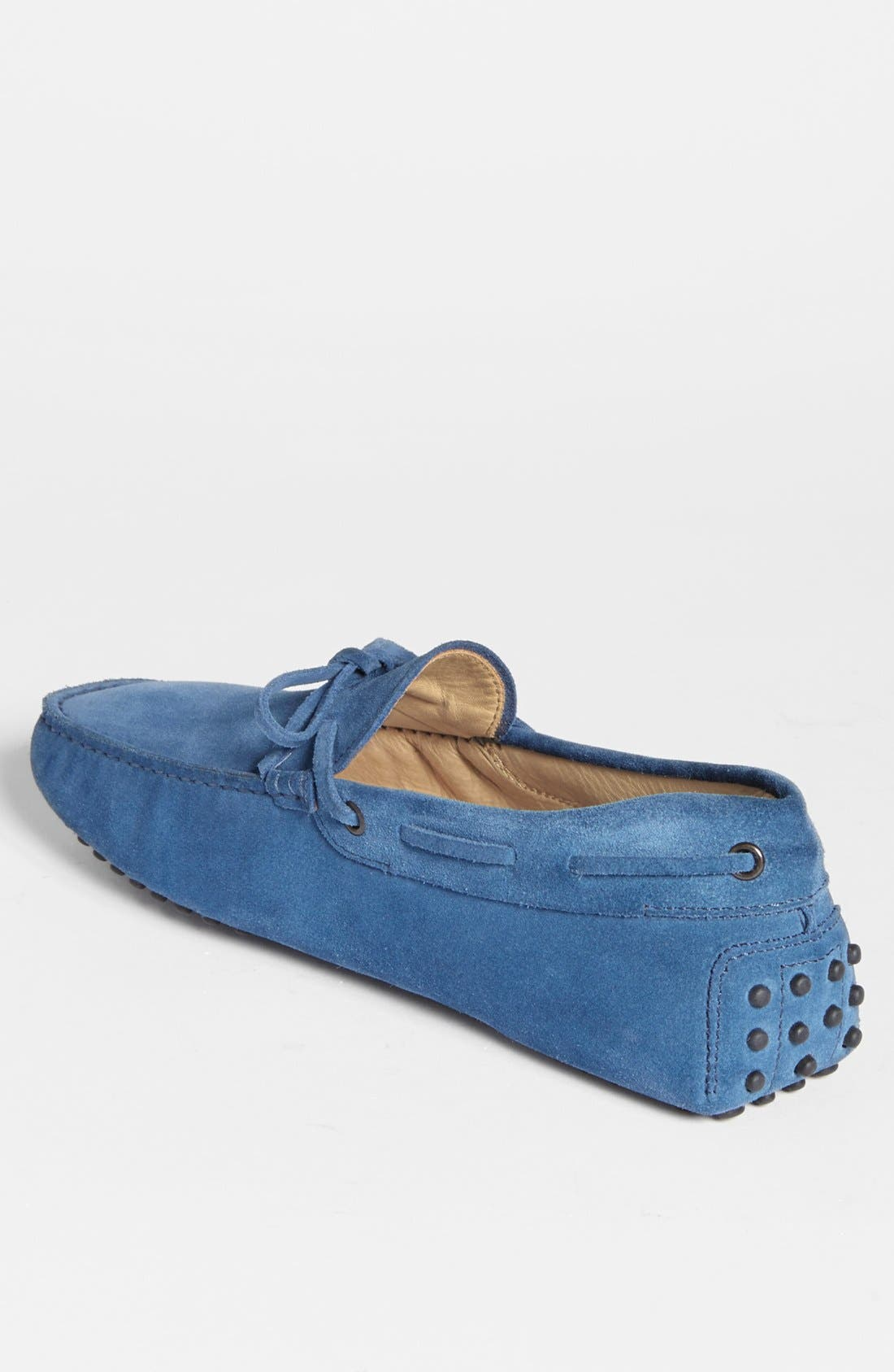 Gommini Tie Front Driving Moccasin,                             Alternate thumbnail 36, color,