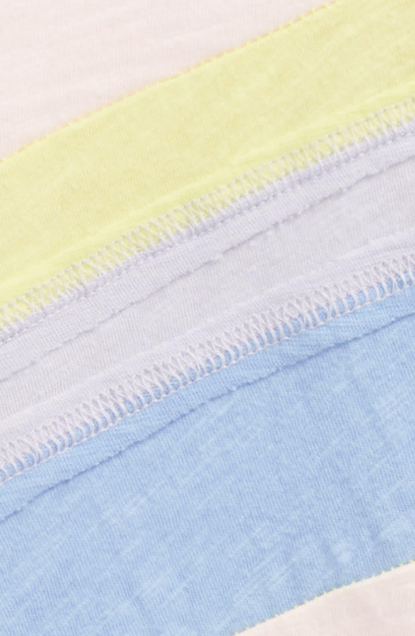 Rainbow Flutter Sleeve Bodysuit,                             Alternate thumbnail 2, color,                             680