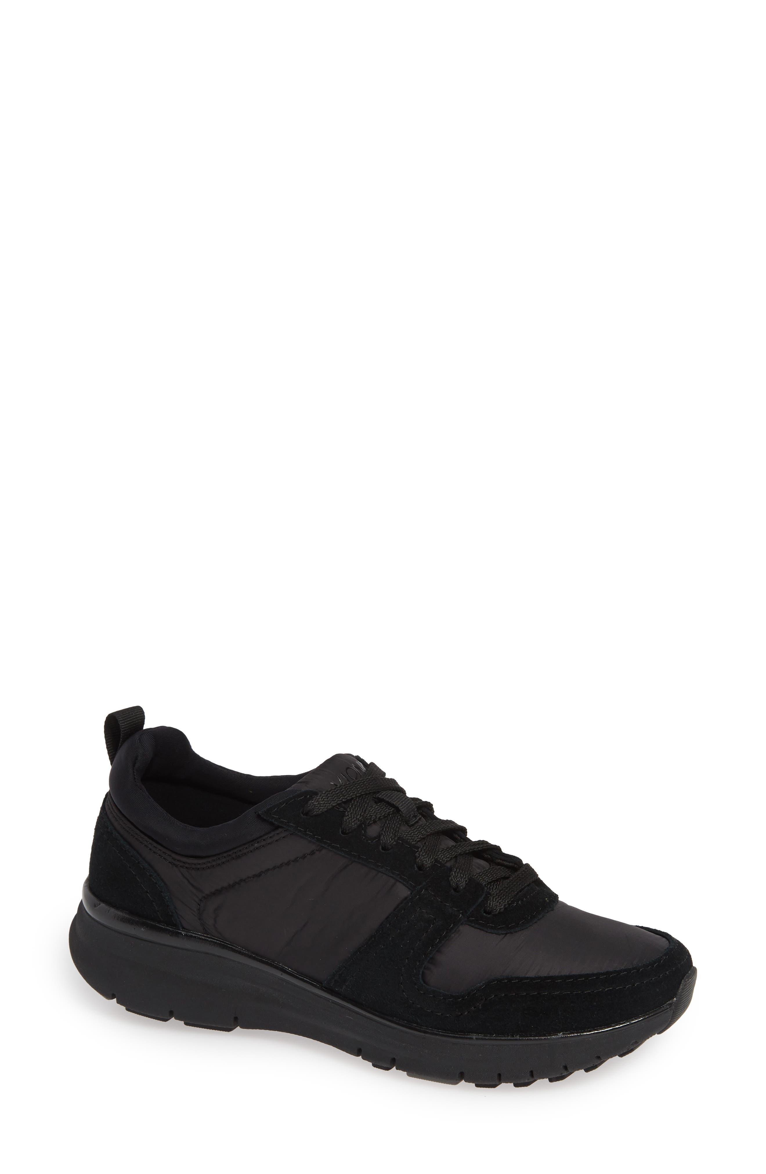 VIONIC,                             Emerson Low Top Sneaker,                             Main thumbnail 1, color,                             001