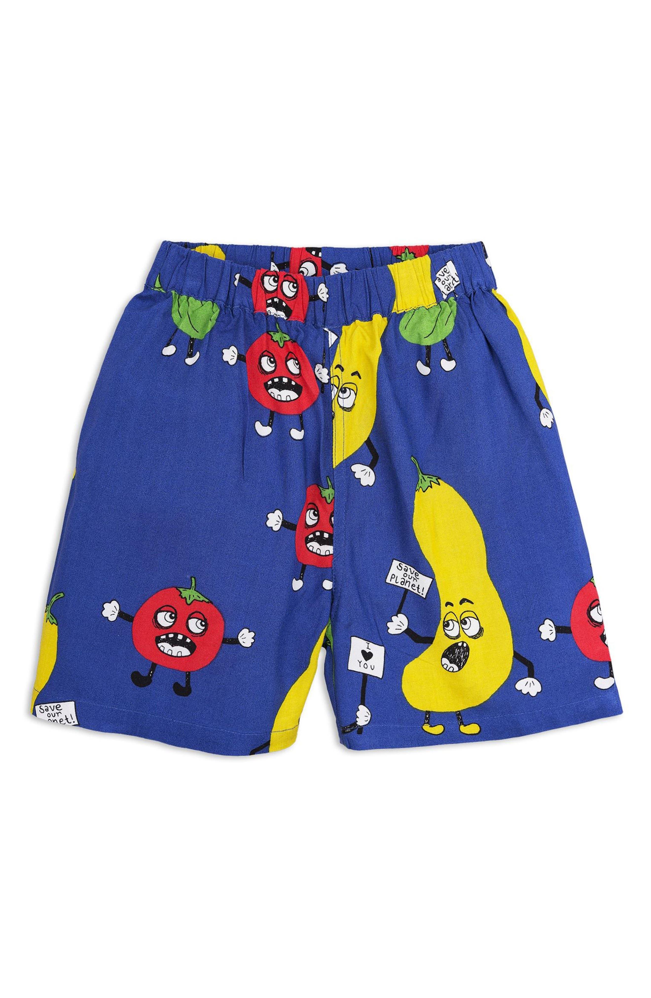 Veggie Woven Shorts,                             Alternate thumbnail 2, color,                             400