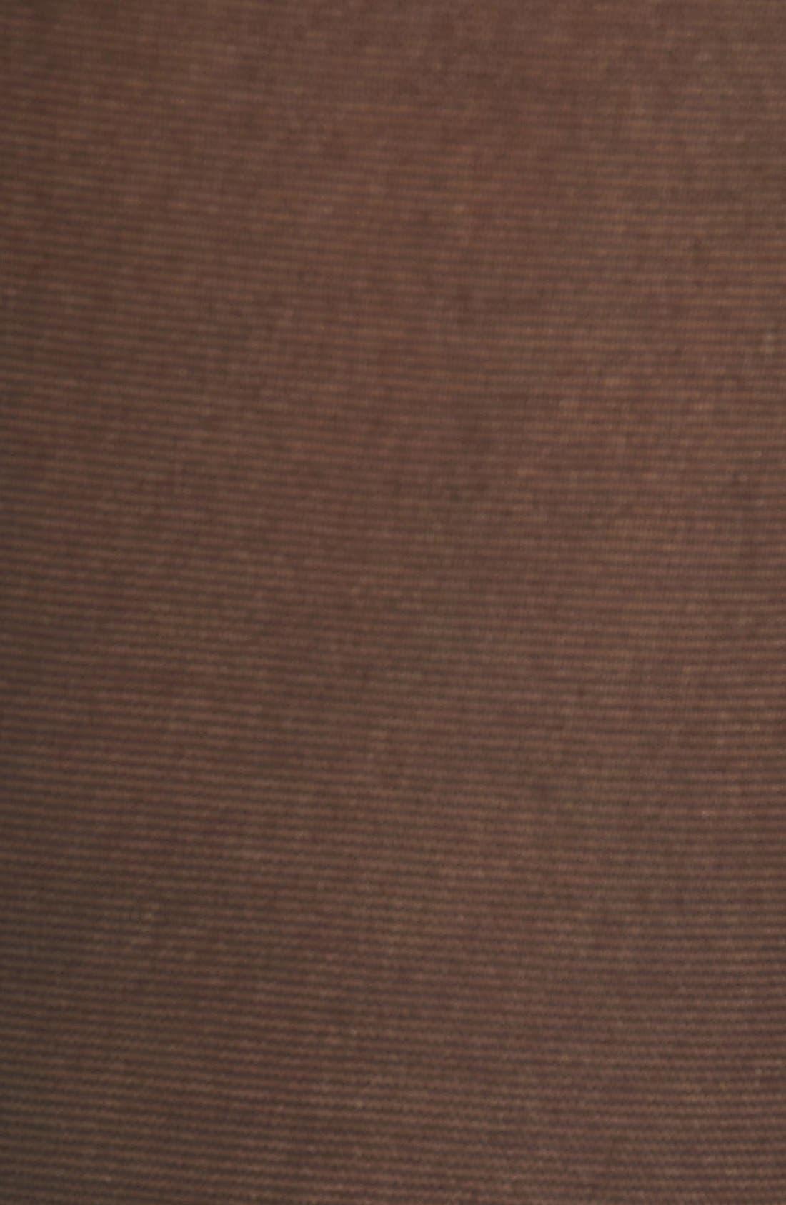 YUMMIE,                             Sheer Crew Socks,                             Alternate thumbnail 2, color,                             001
