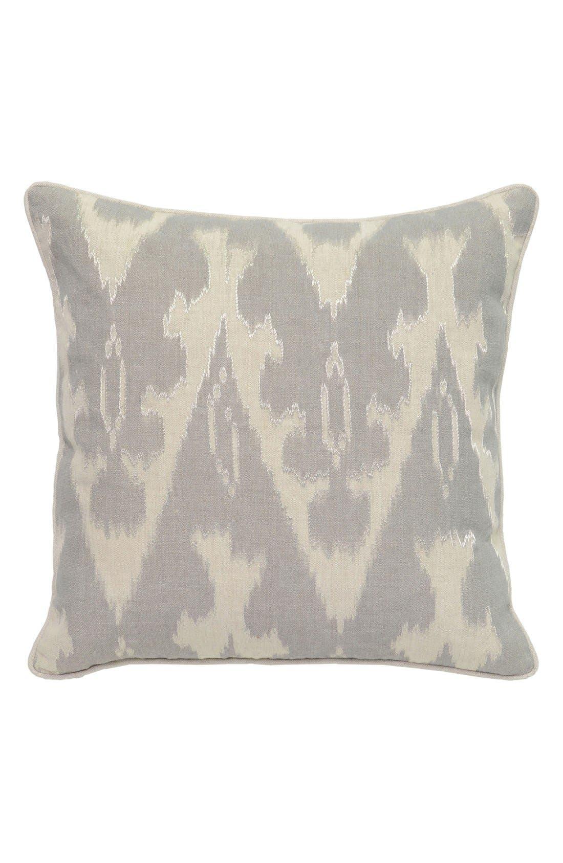 Fae Accent Pillow,                         Main,                         color, BEIGE/ GREY