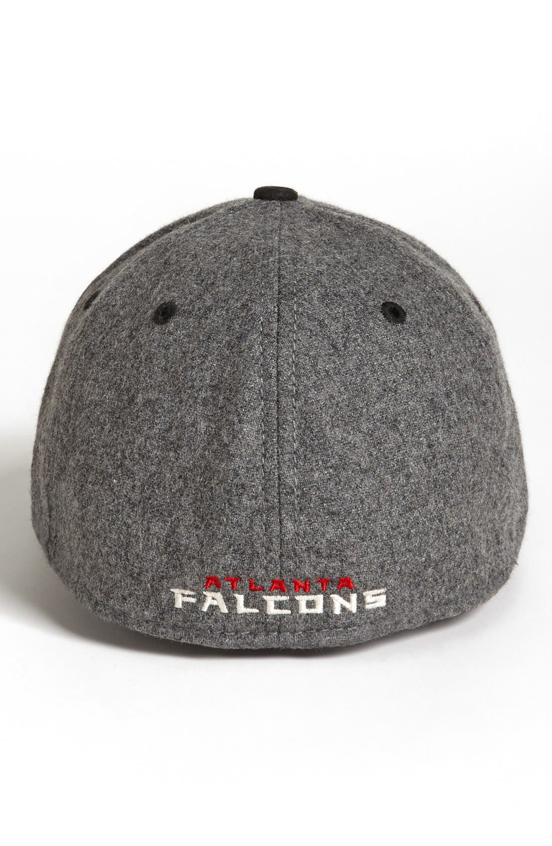 'Meltop - Atlanta Falcons' Fitted Baseball Cap,                             Alternate thumbnail 2, color,                             021