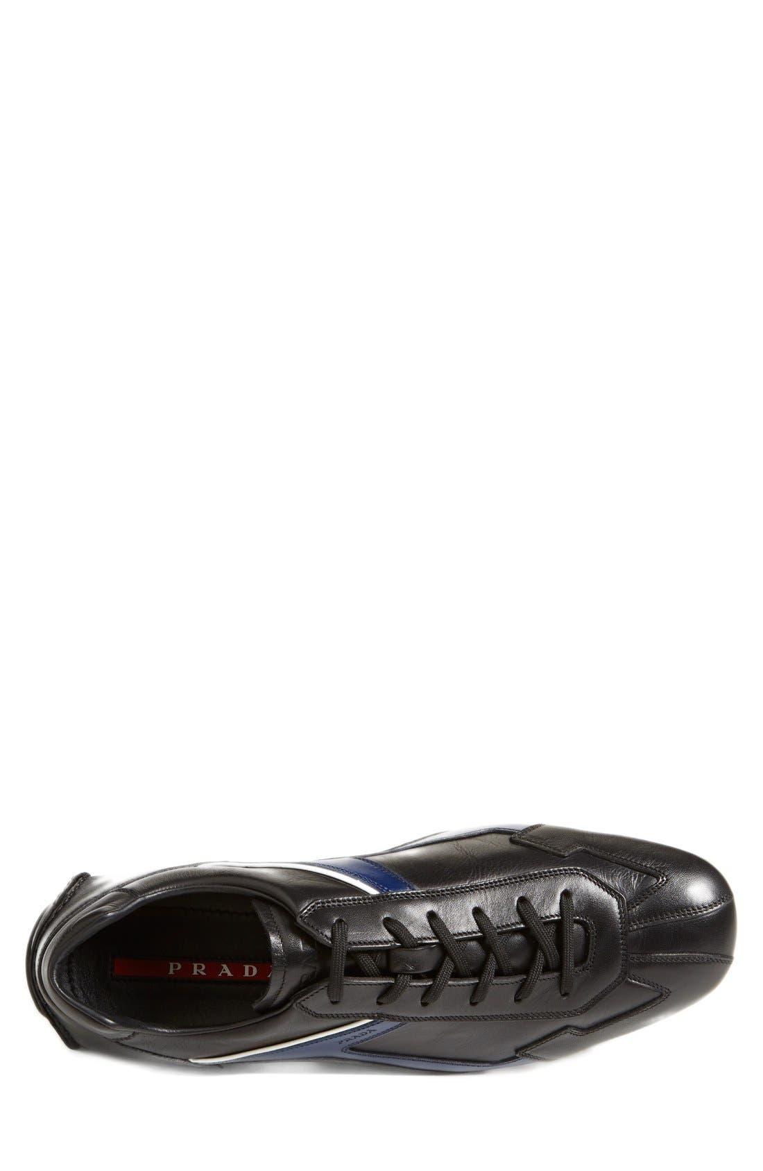'Monte Carlo' Sneaker,                             Alternate thumbnail 3, color,                             001