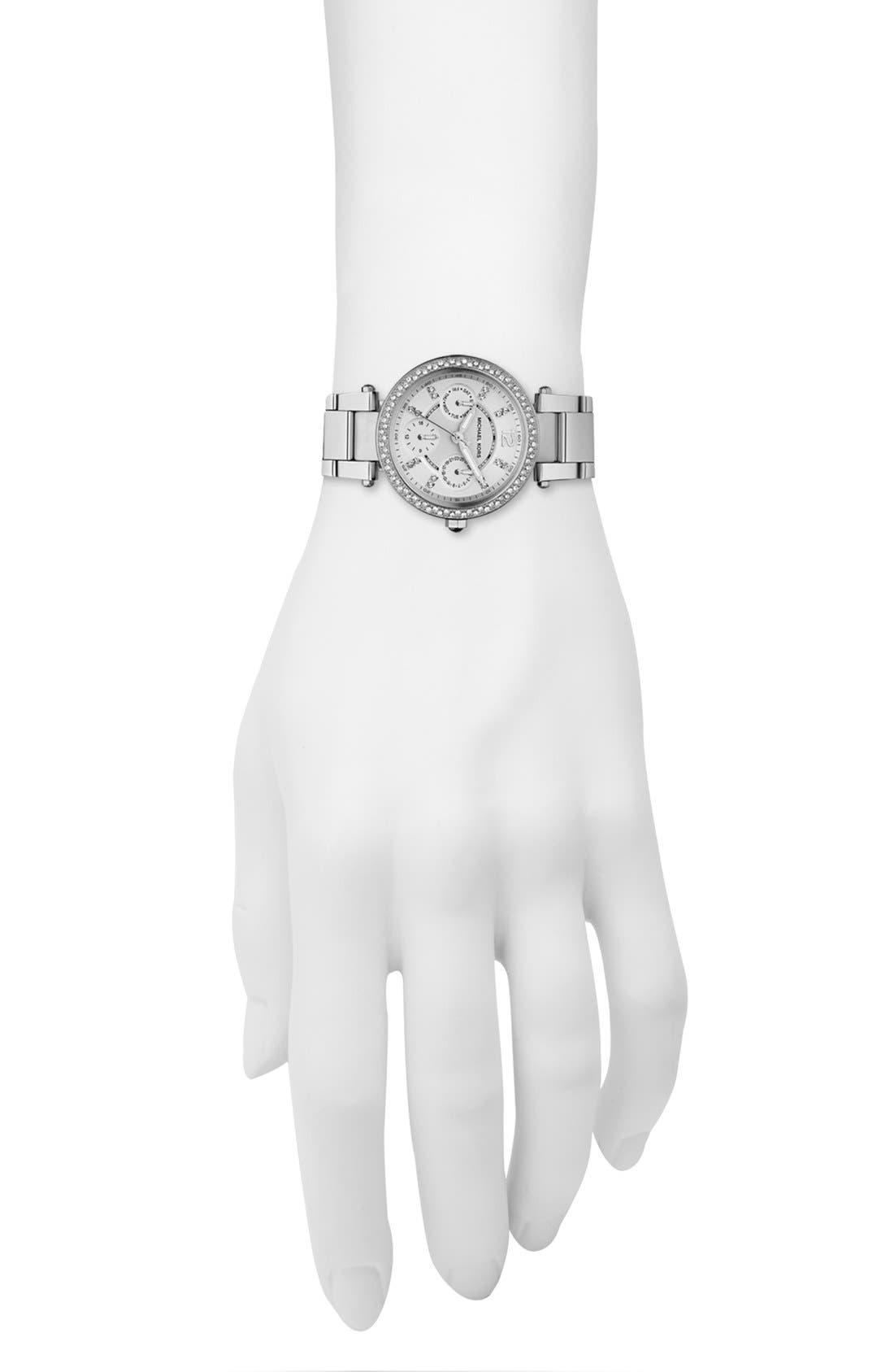 'Parker - Mini' Multifunction Watch, 33mm,                             Alternate thumbnail 4, color,                             040