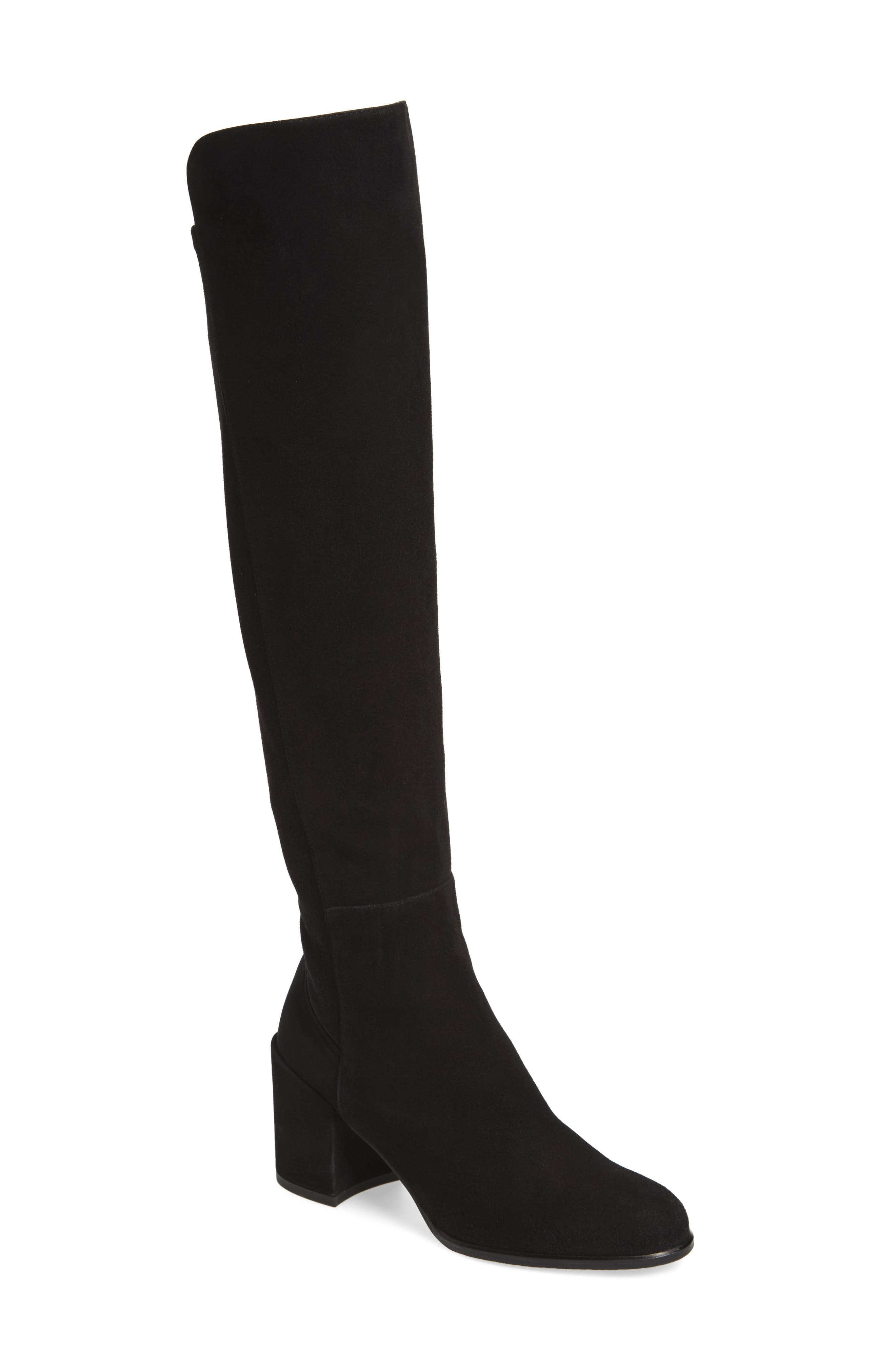 Alljack Over the Knee Boot,                             Main thumbnail 1, color,                             002