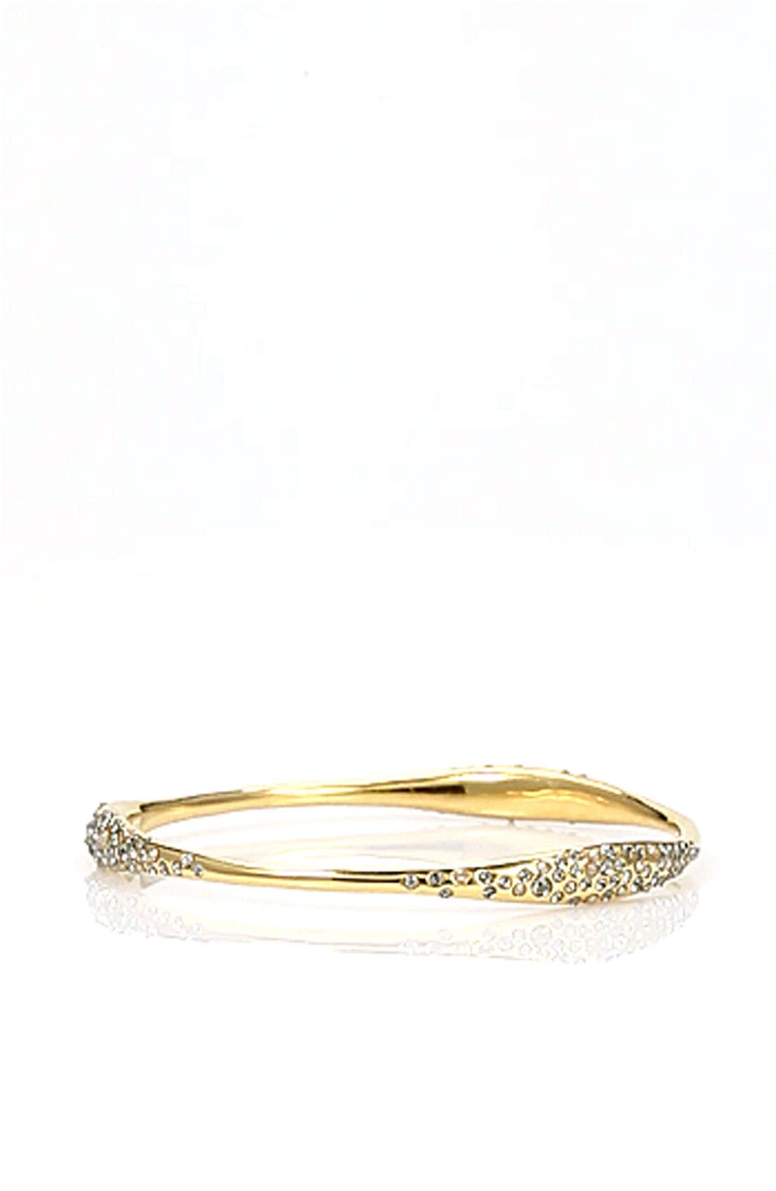 'Miss Havisham' Encrusted Skinny Bangle,                             Alternate thumbnail 9, color,