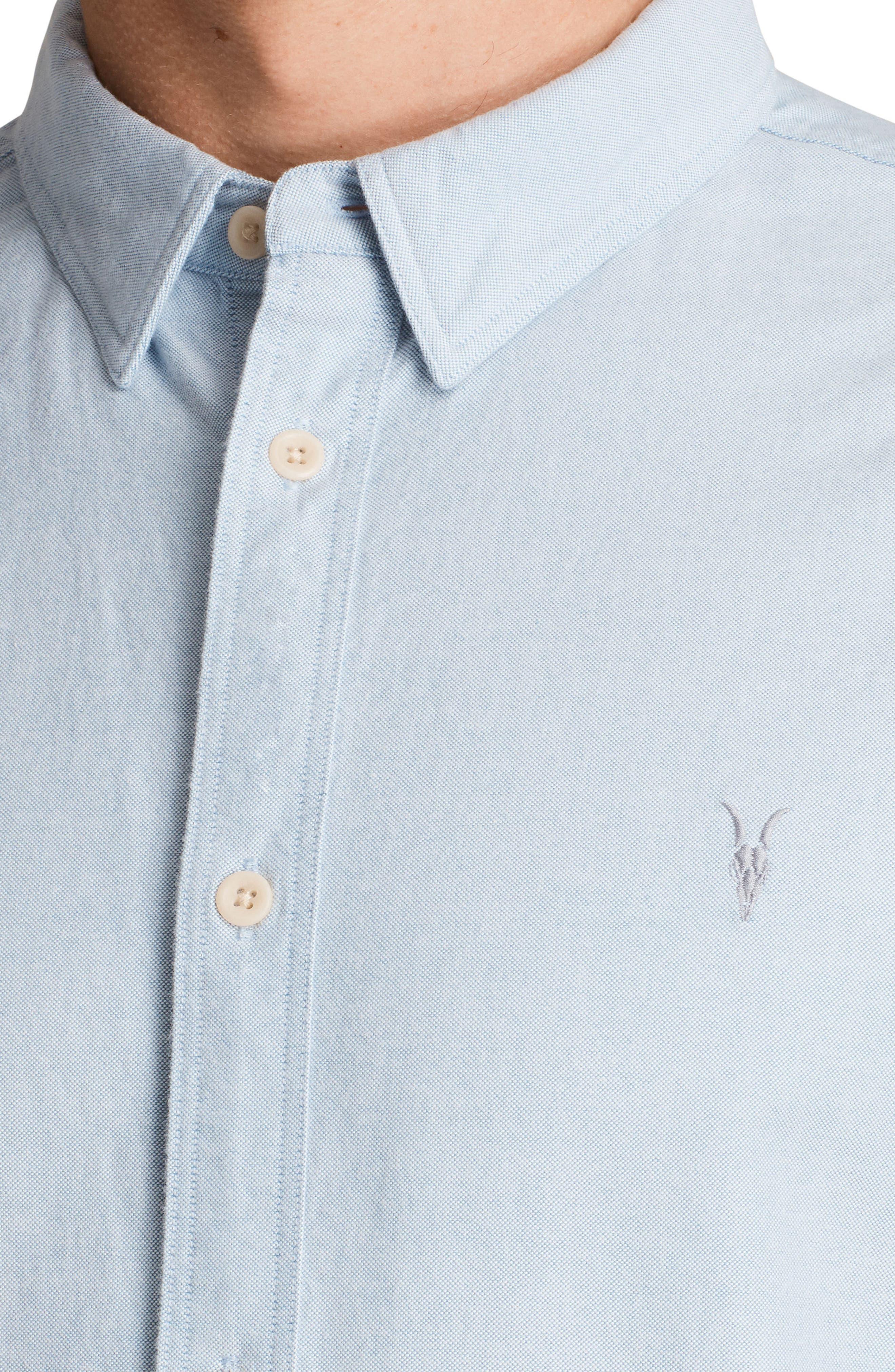 Huntington Regular Fit Short Sleeve Sport Shirt,                             Alternate thumbnail 20, color,