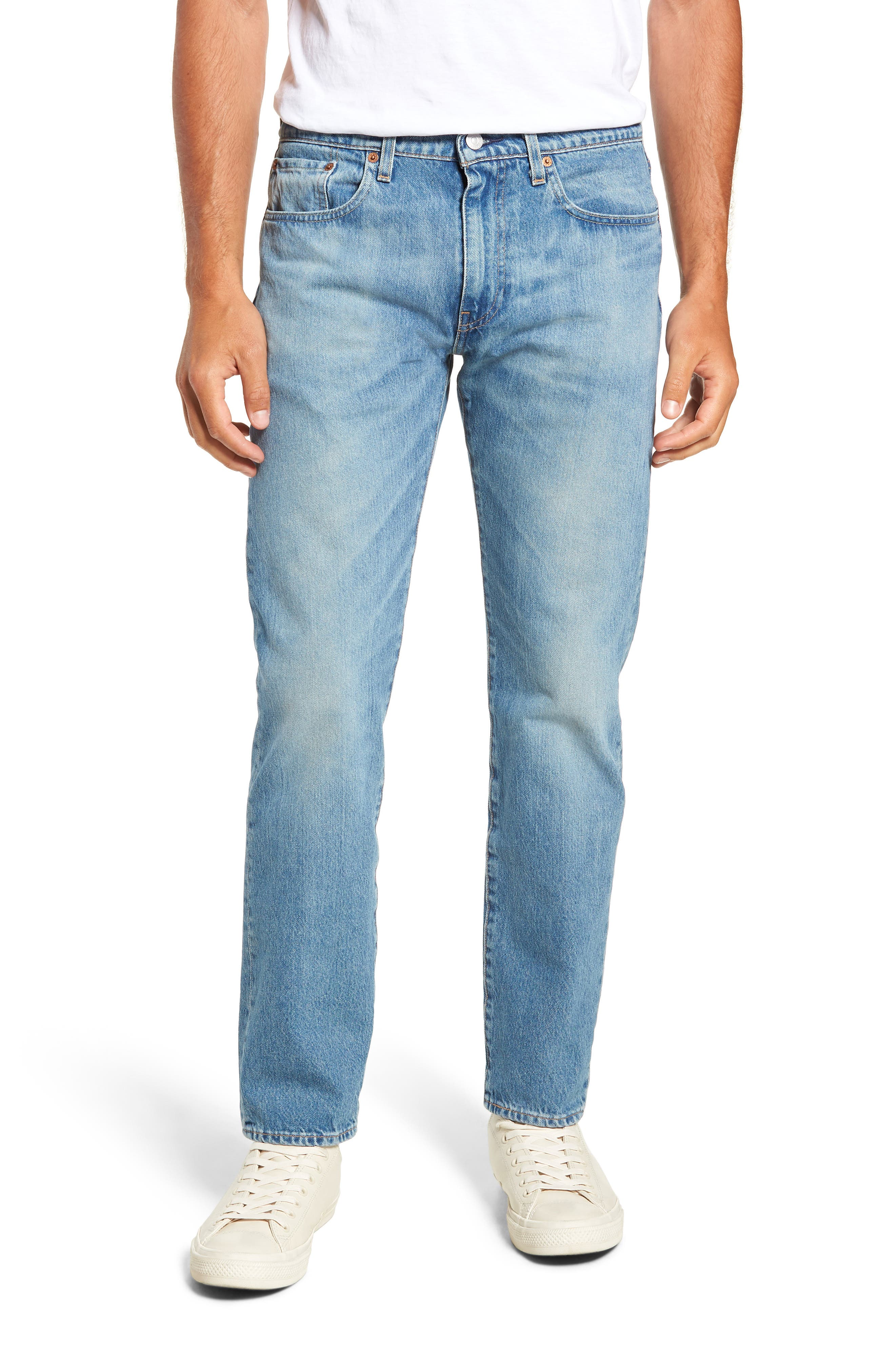 502<sup>™</sup> Slim Fit Jeans,                         Main,                         color, GRANDPAS WARP