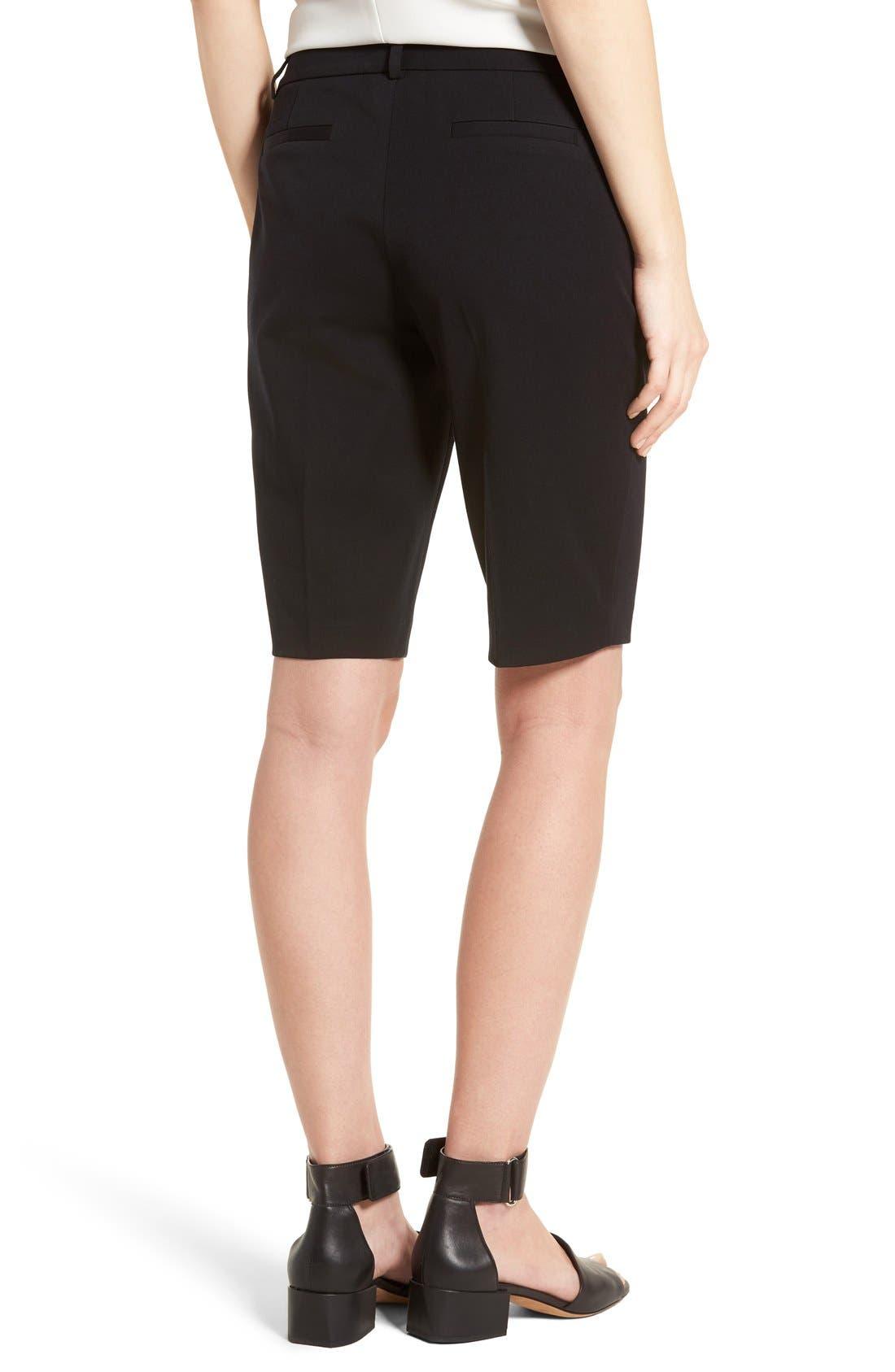 Stretch Bermuda Shorts,                             Alternate thumbnail 41, color,