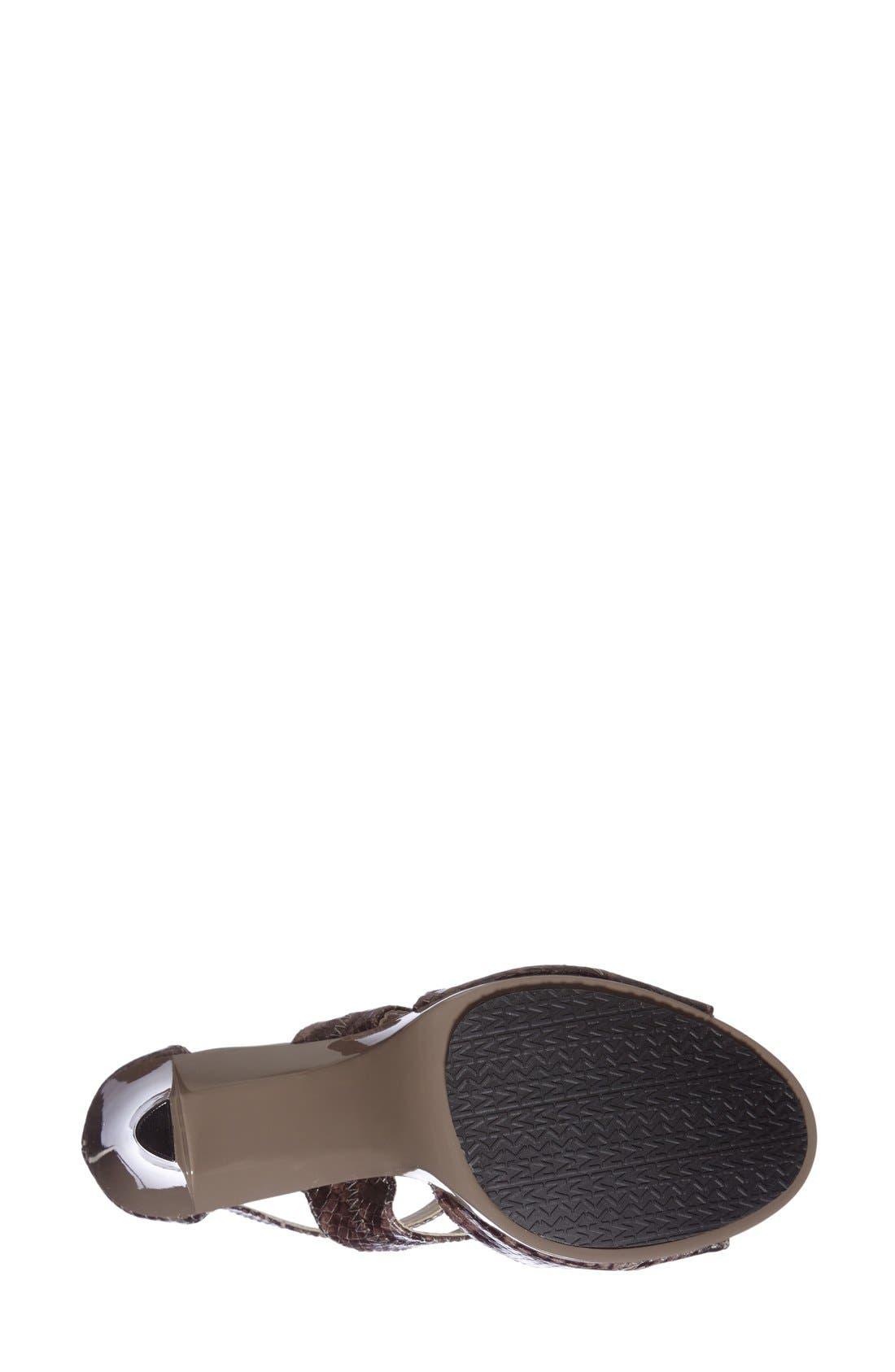 'Berkley' T-Strap Sandal,                             Alternate thumbnail 71, color,