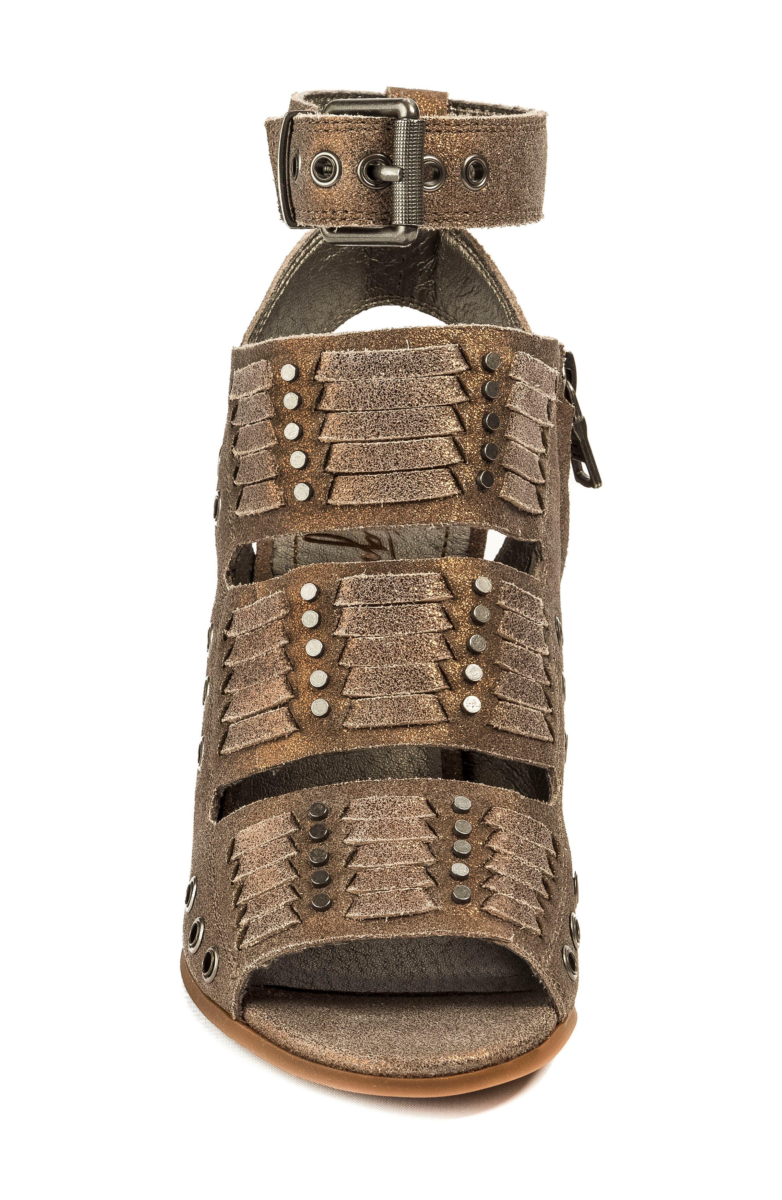 Alanis Tall Woven Sandal,                             Alternate thumbnail 4, color,                             250