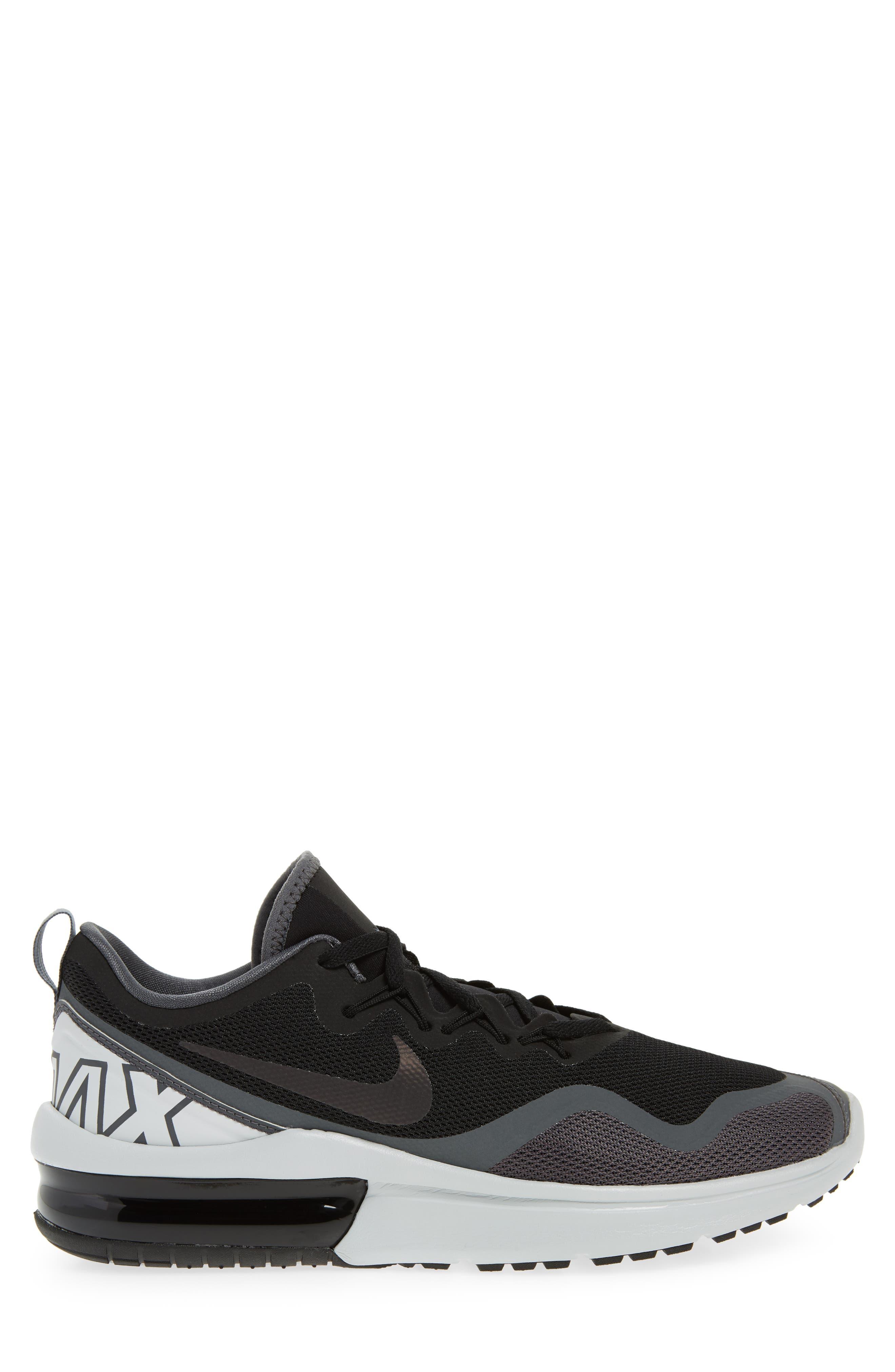 Air Max Fury Running Shoe,                             Alternate thumbnail 3, color,                             009