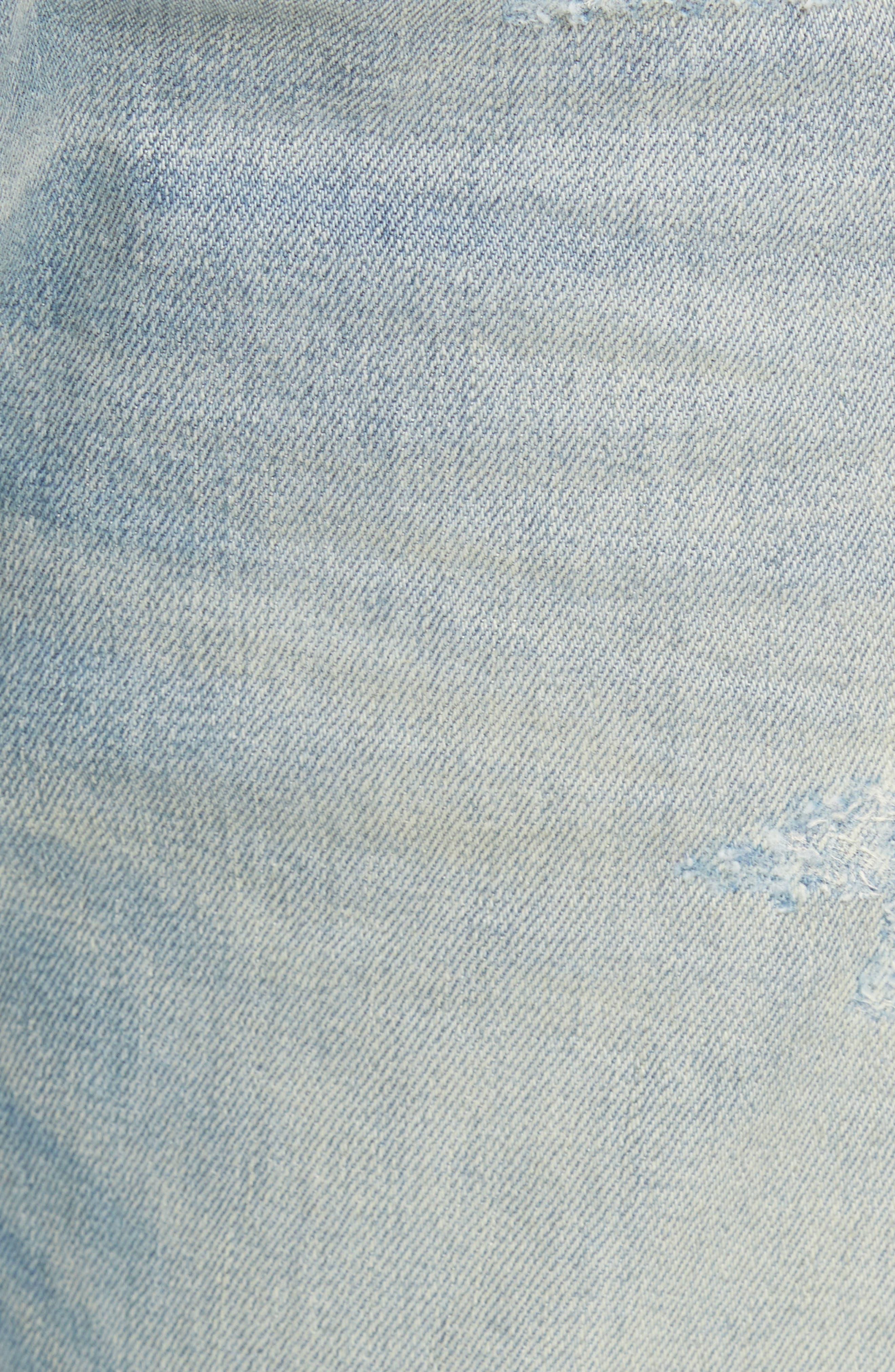 Windsor Slim Fit Jeans,                             Alternate thumbnail 5, color,                             LANGUID