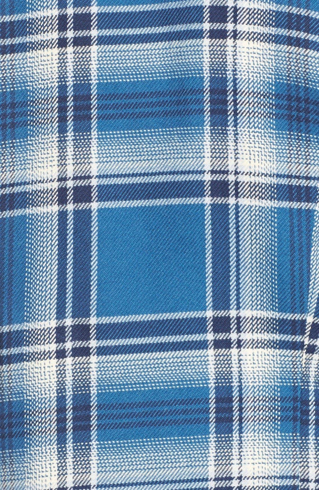 'Fjord' Flannel Shirt,                             Alternate thumbnail 28, color,